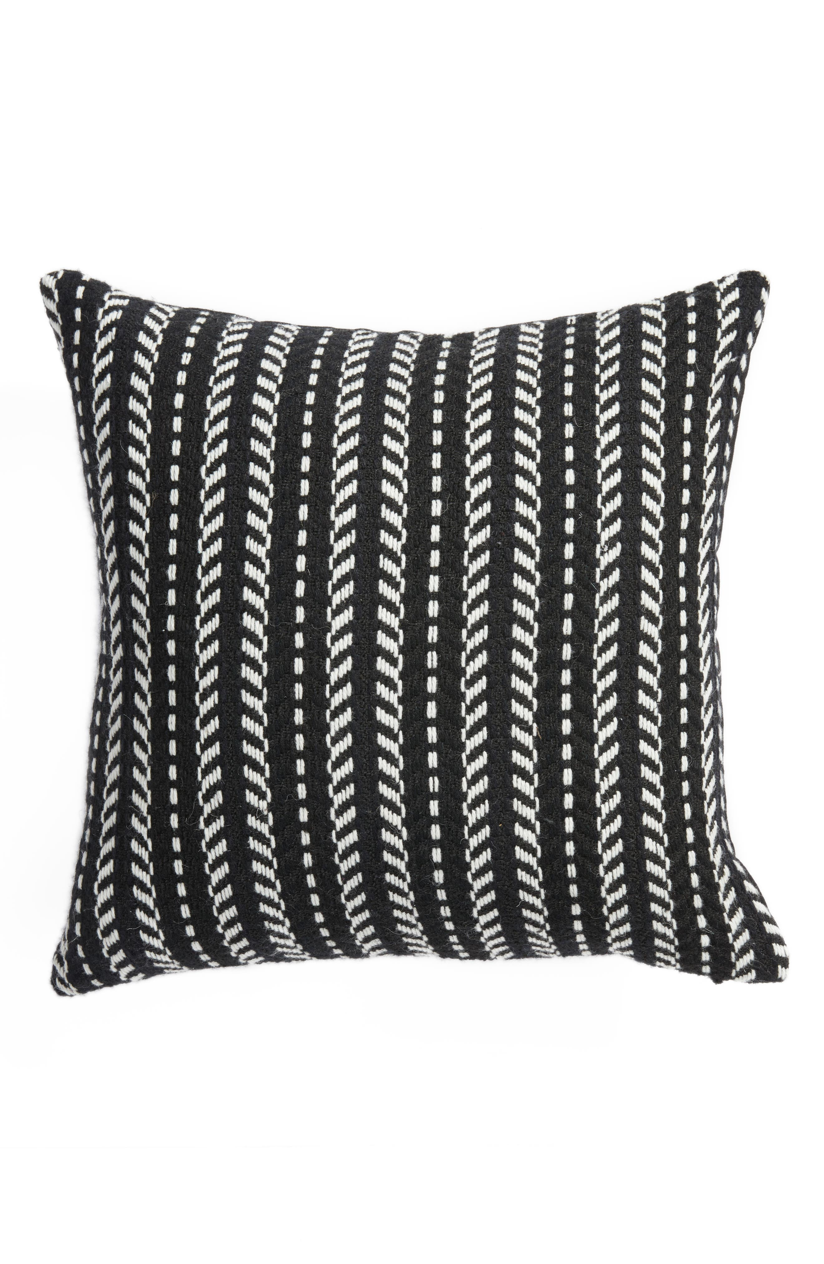 Alternate Image 1 Selected - Levtex Moroccan Woven Pillow