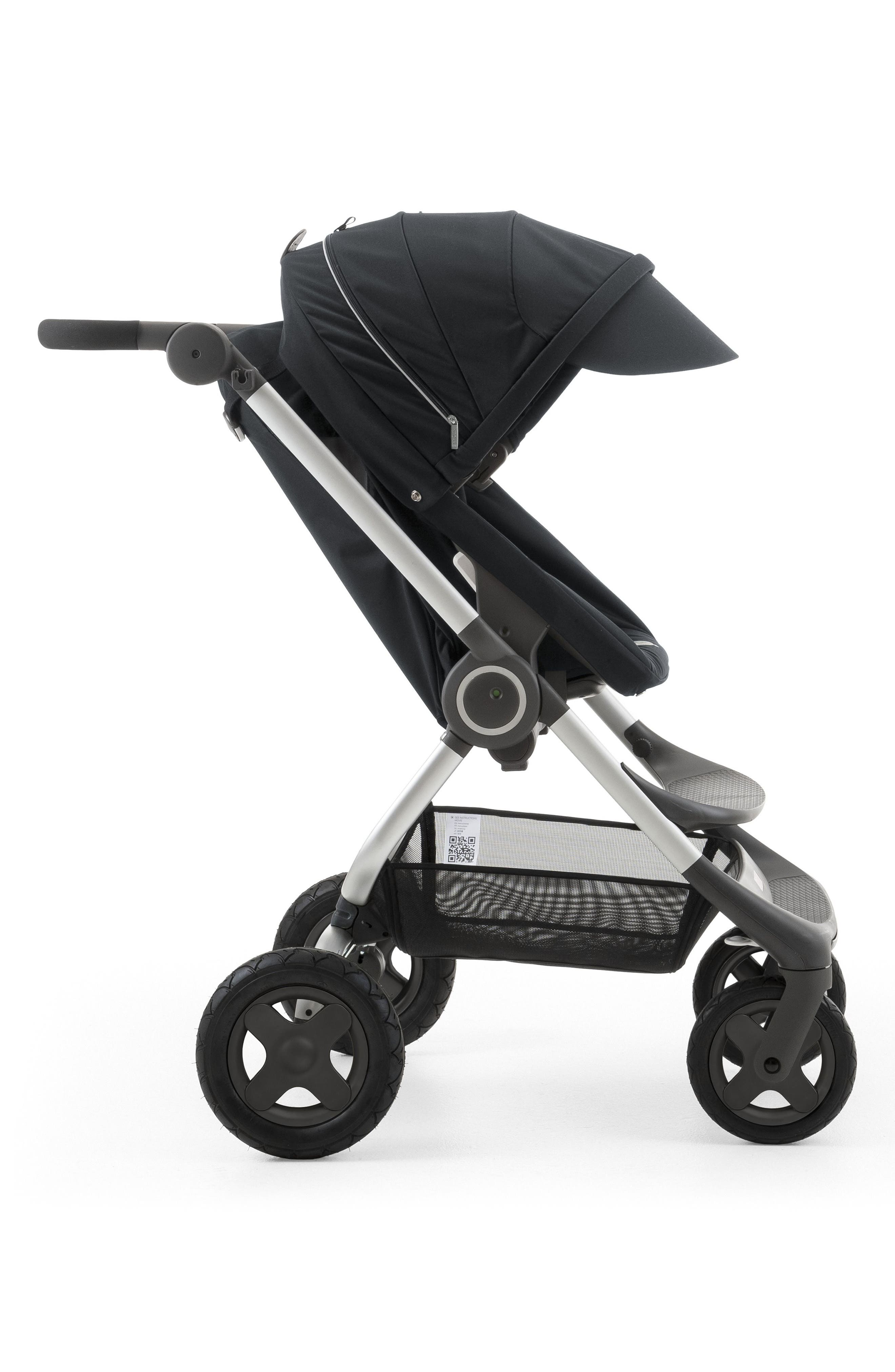 Scoot<sup>™</sup> Complete Stroller,                             Alternate thumbnail 10, color,                             Black