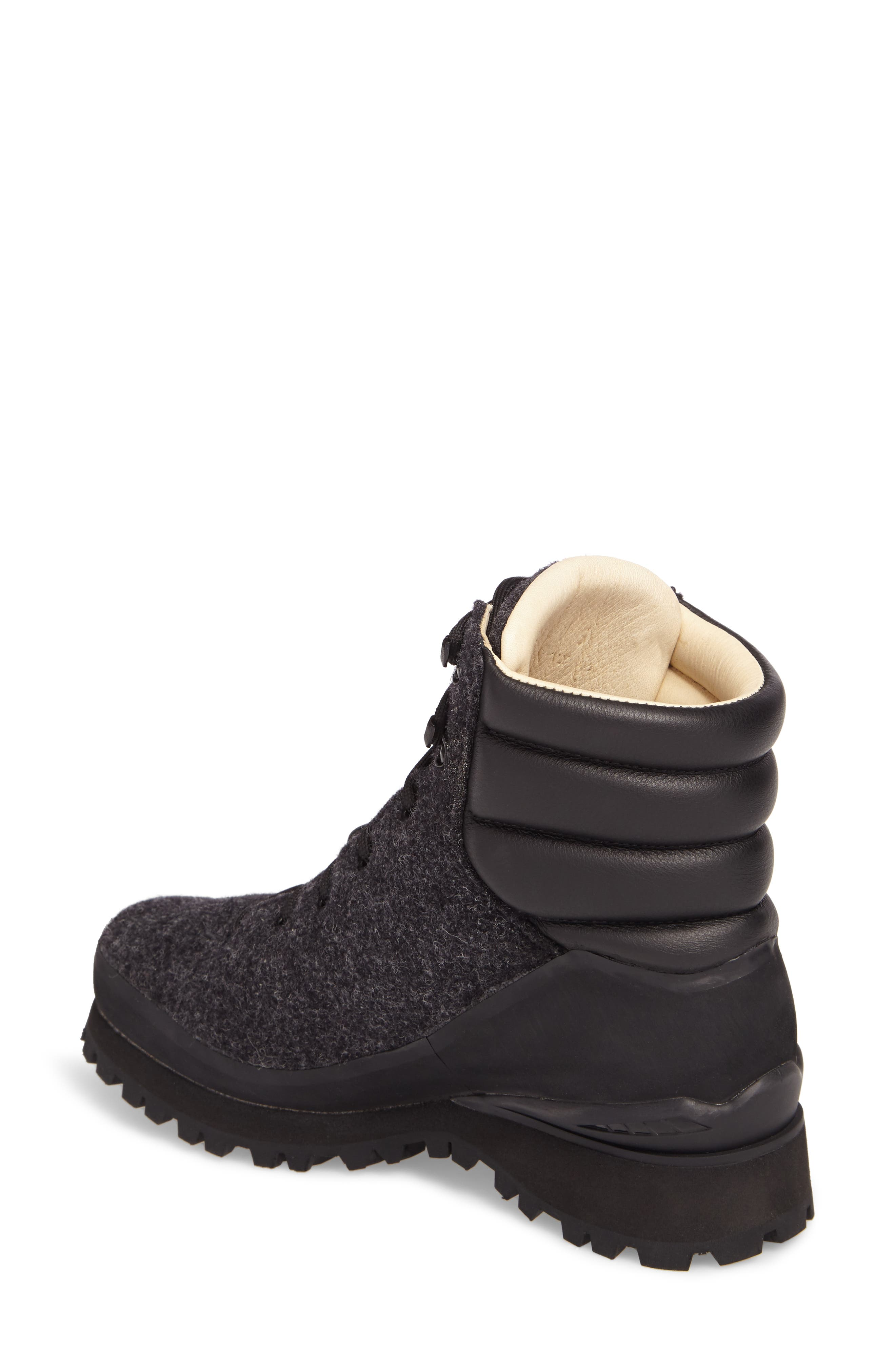 Cryos Hiker Boot,                             Alternate thumbnail 2, color,                             Tnf Black/ Tnf Black