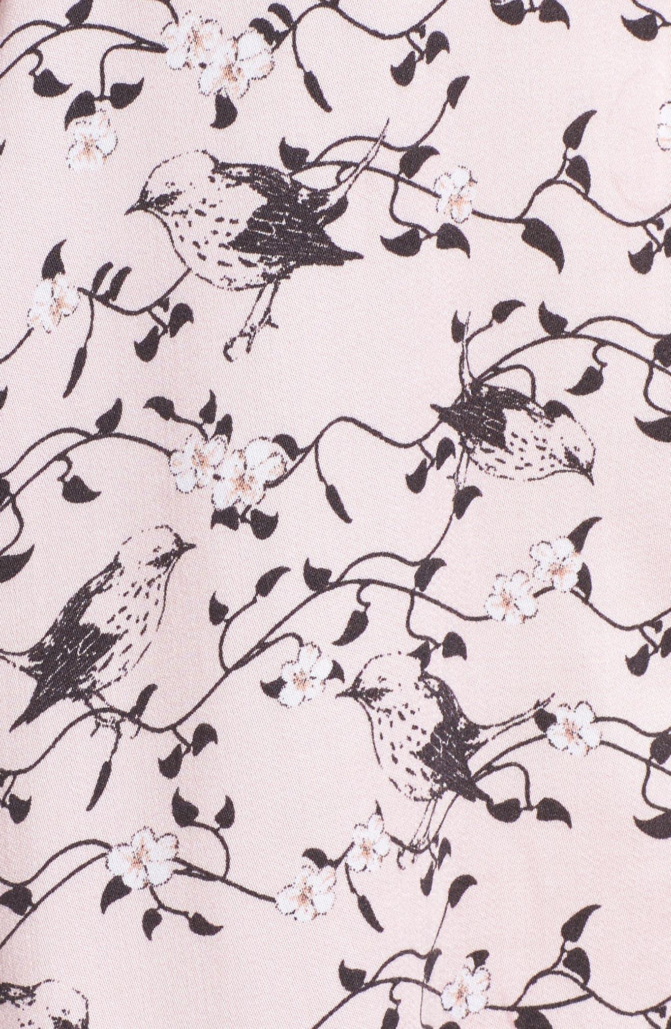Alternate Image 5  - PJ Salvage Jersey Pajamas