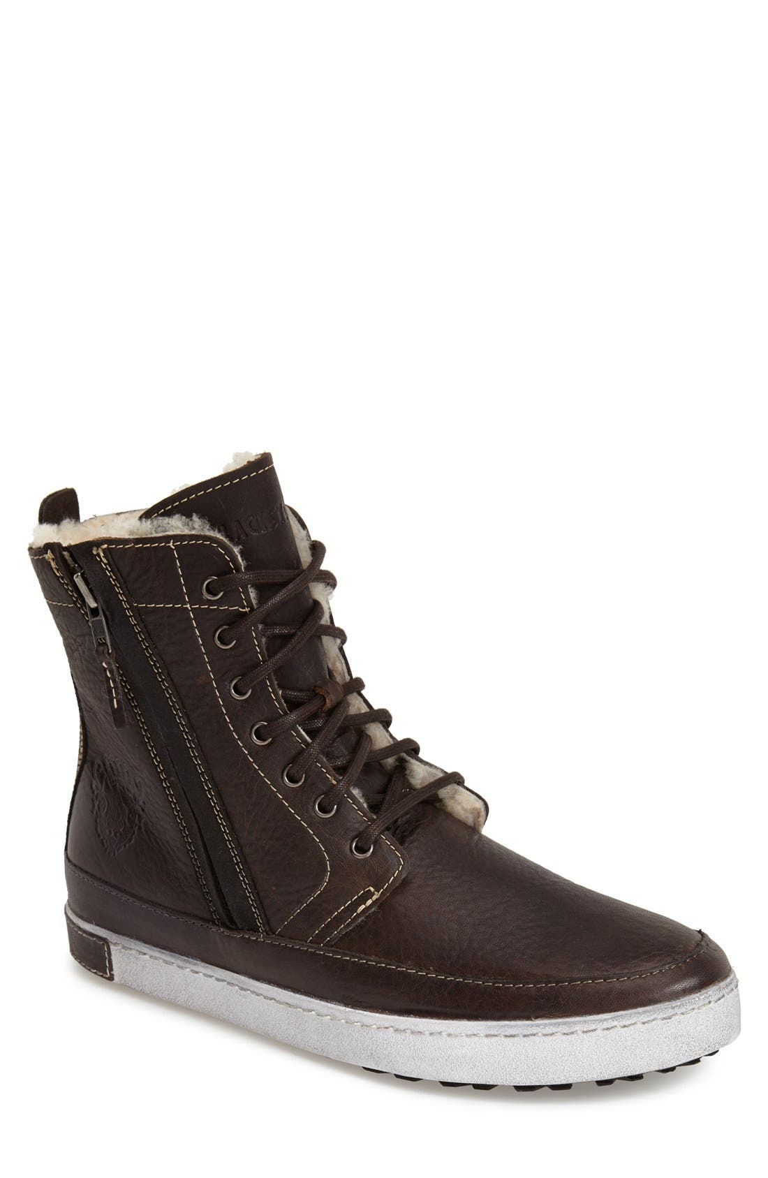 Main Image - Blackstone 'GM05' High Top Sneaker (Men)