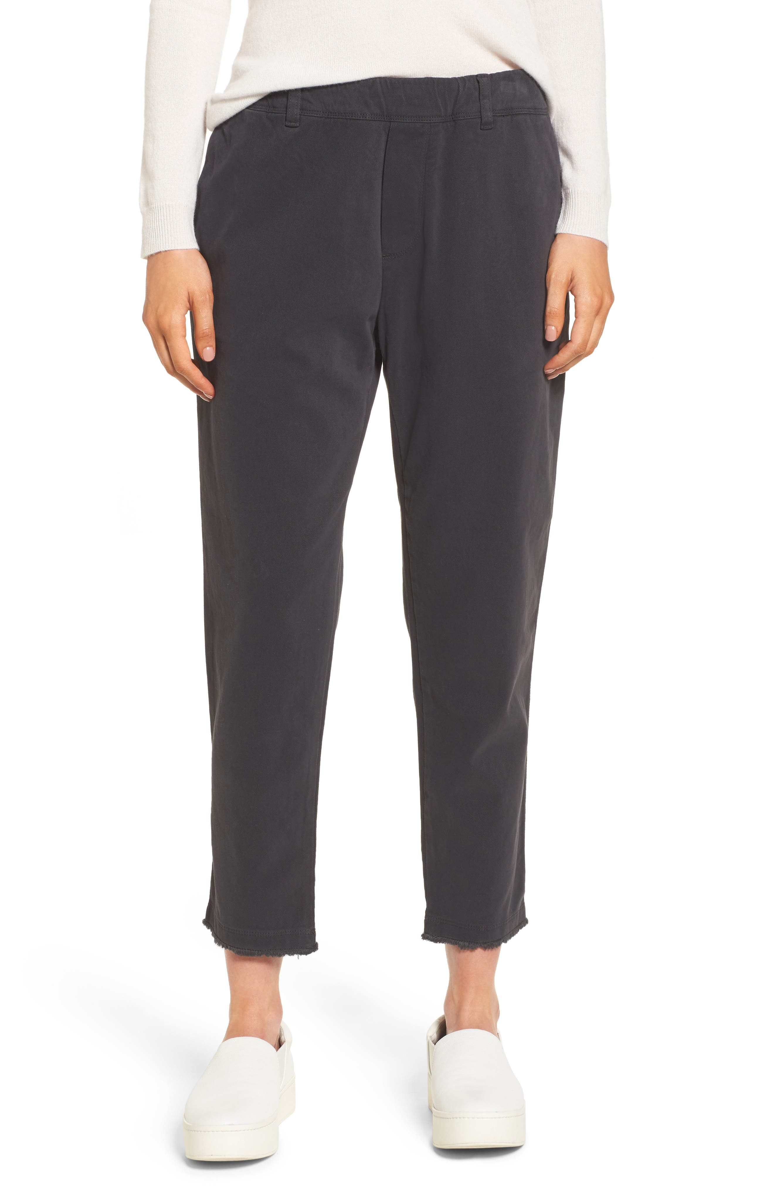 Main Image - James Perse Pull-On Chinos
