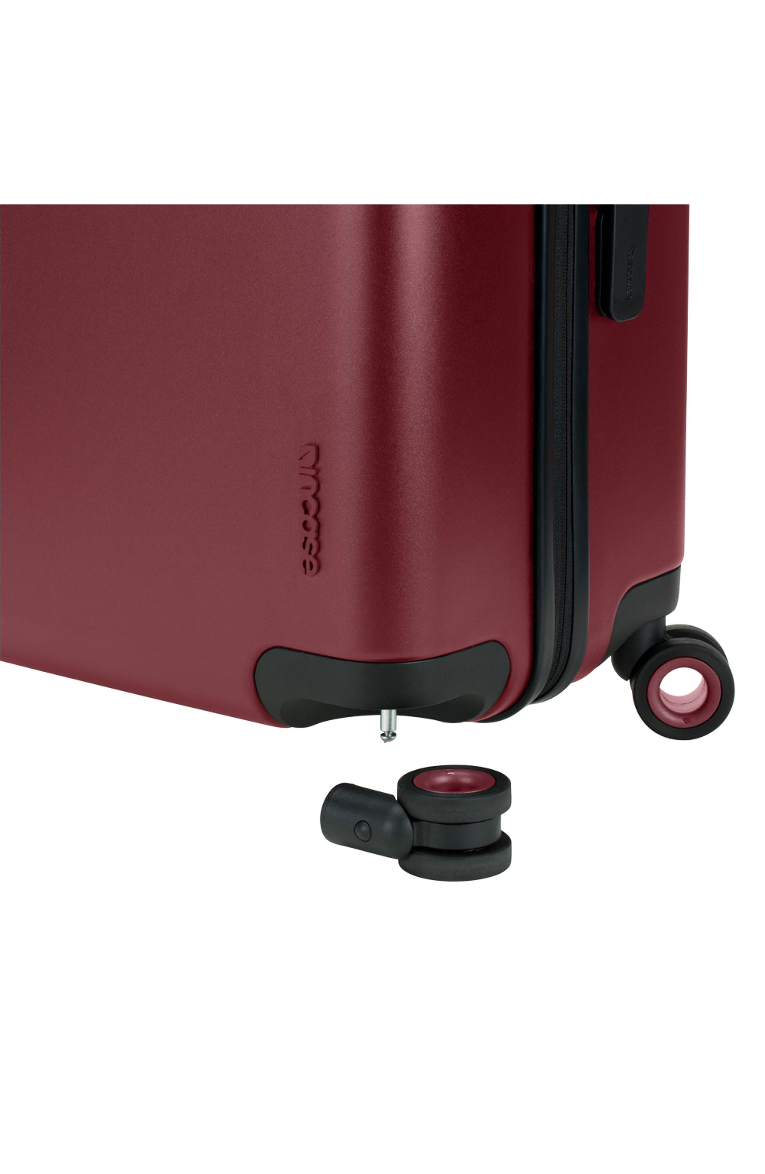 NOVI 31-Inch Hardshell Wheeled Packing Case,                             Alternate thumbnail 13, color,                             Deep Red