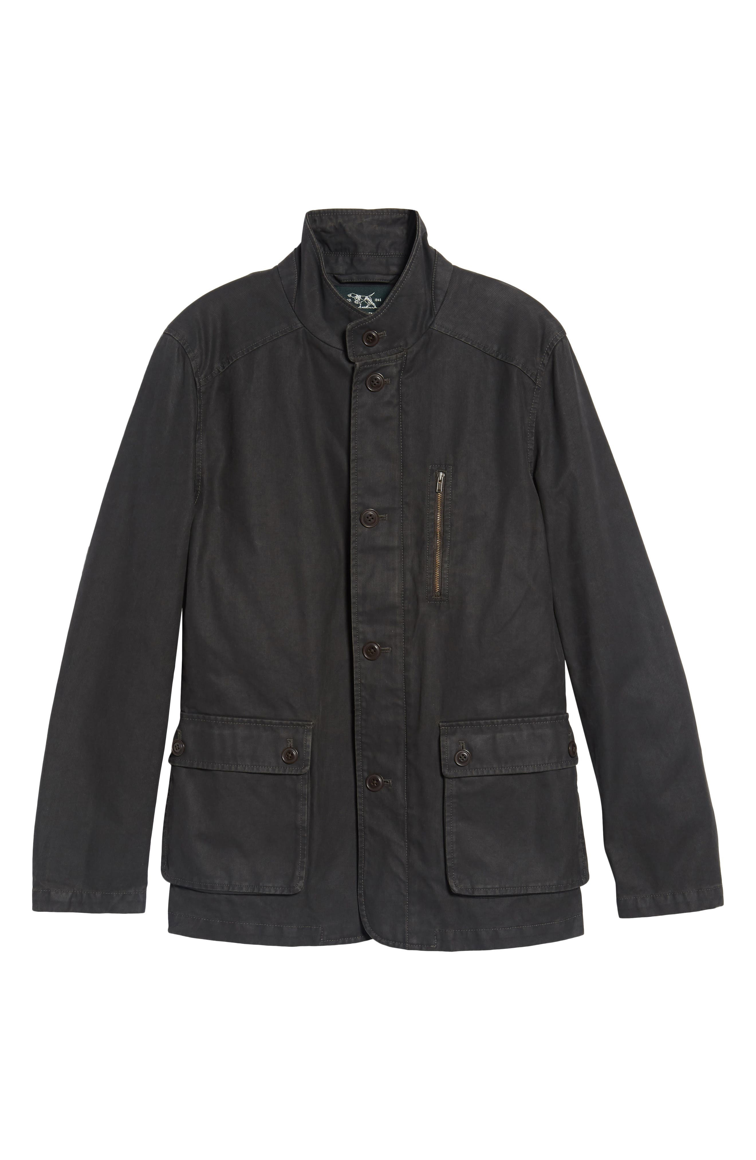 Blackmount Water-Resistant Jacket,                             Alternate thumbnail 6, color,                             Bracken