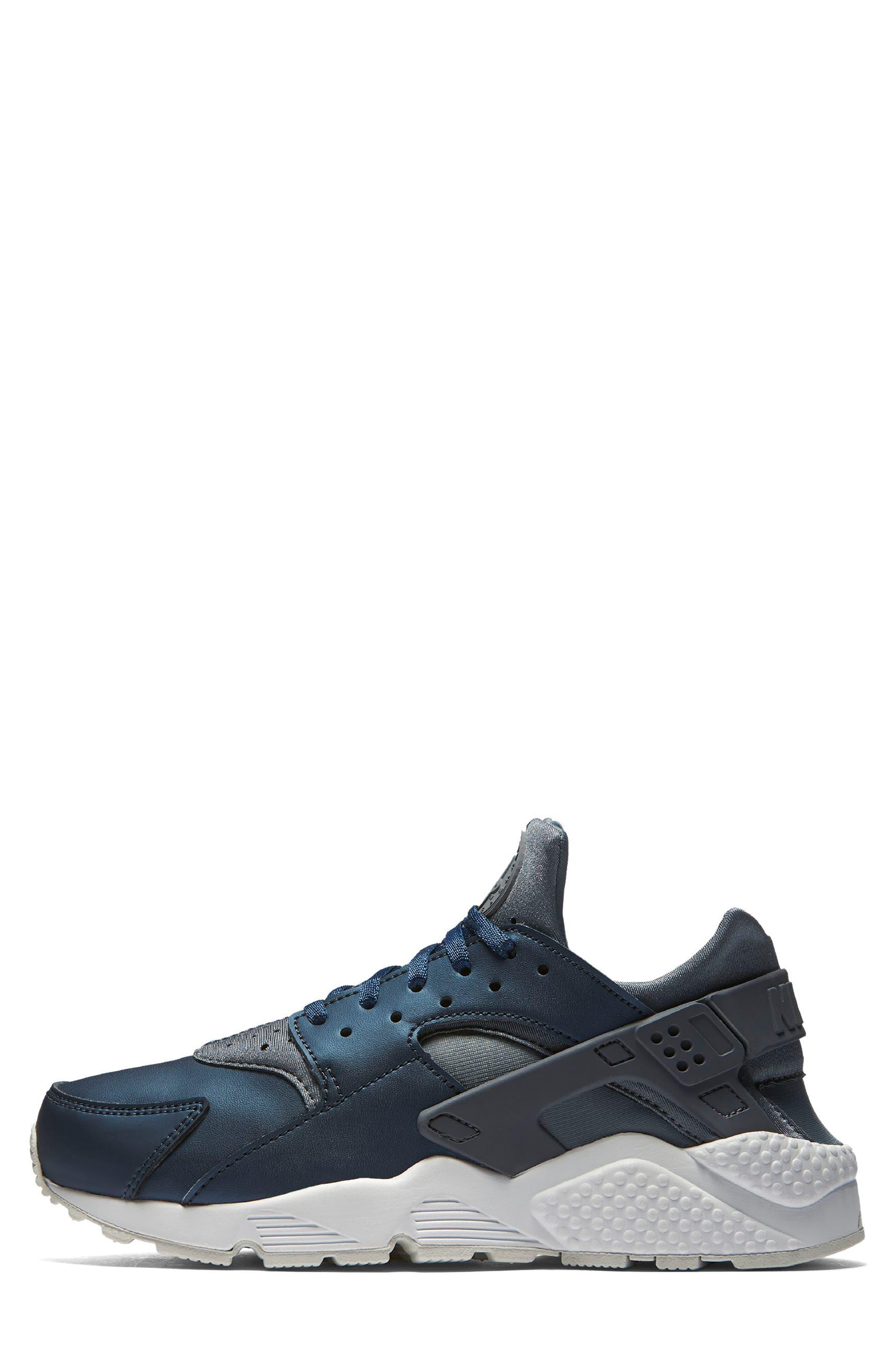 Alternate Image 3  - Nike Air Huarache Run Premium Sneaker (Women)