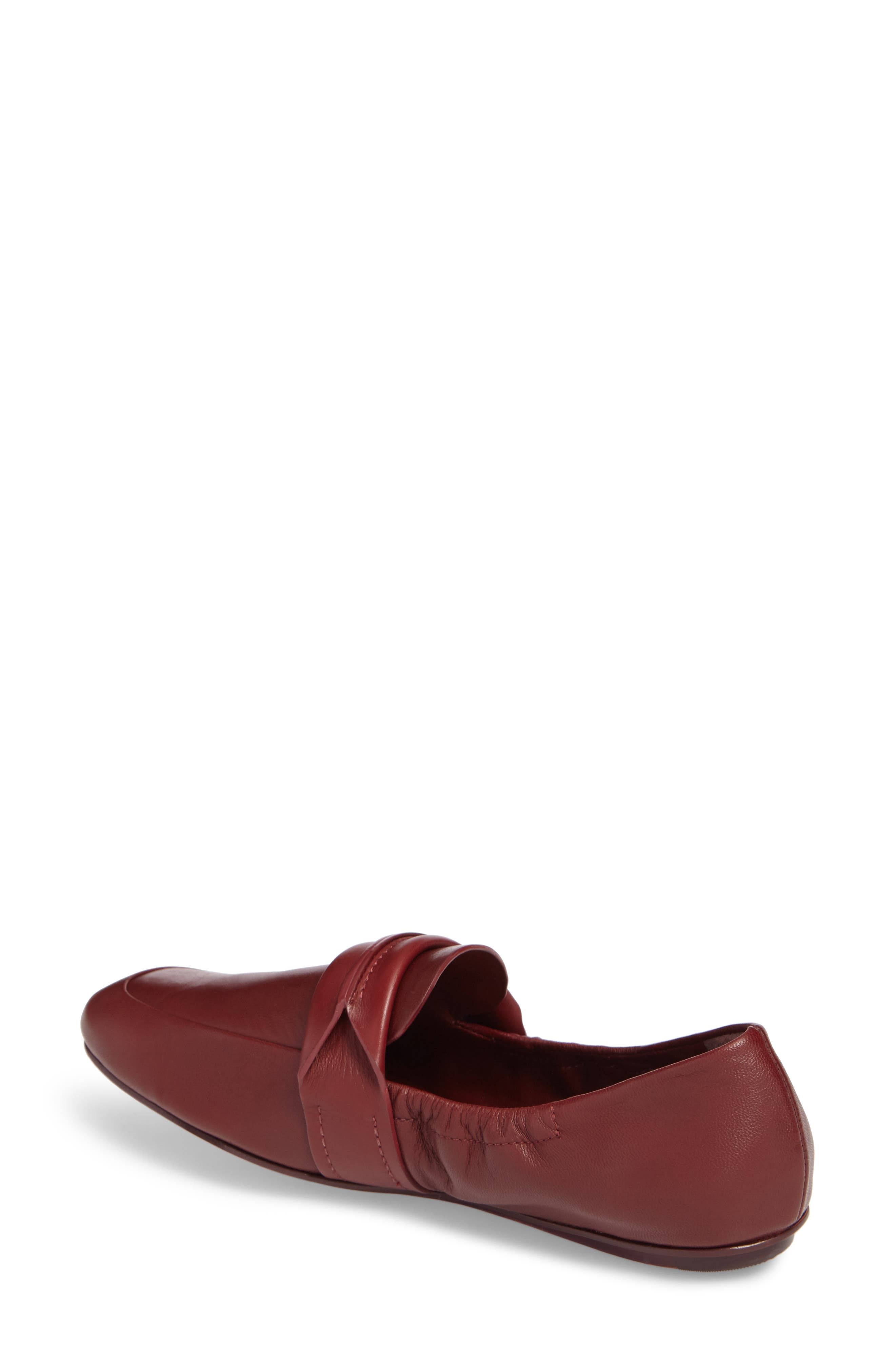 Alternate Image 2  - Mercedes Castillo Erin Loafer Flat (Women)