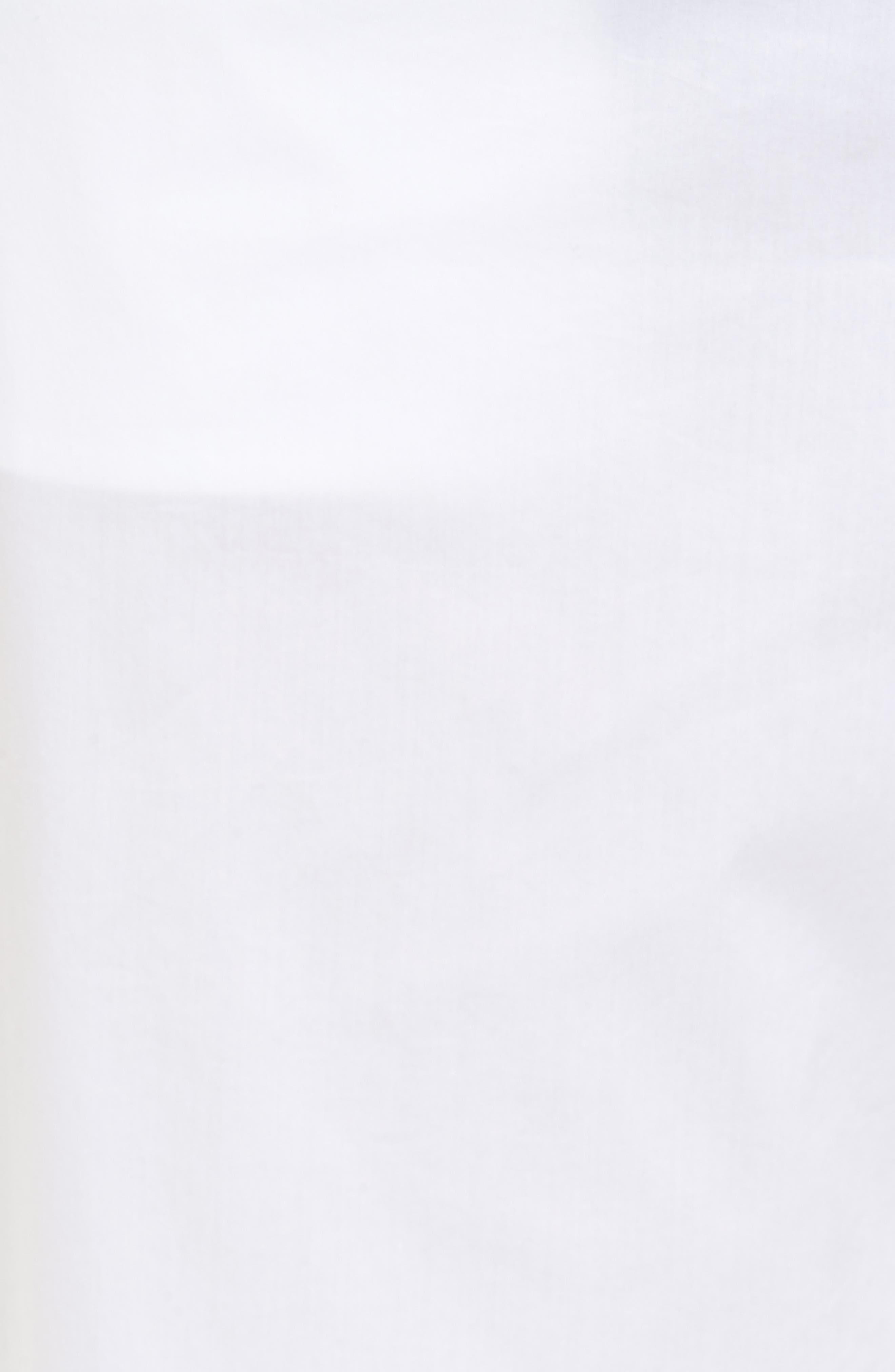 Drawstring Waist Pants,                             Alternate thumbnail 5, color,                             White