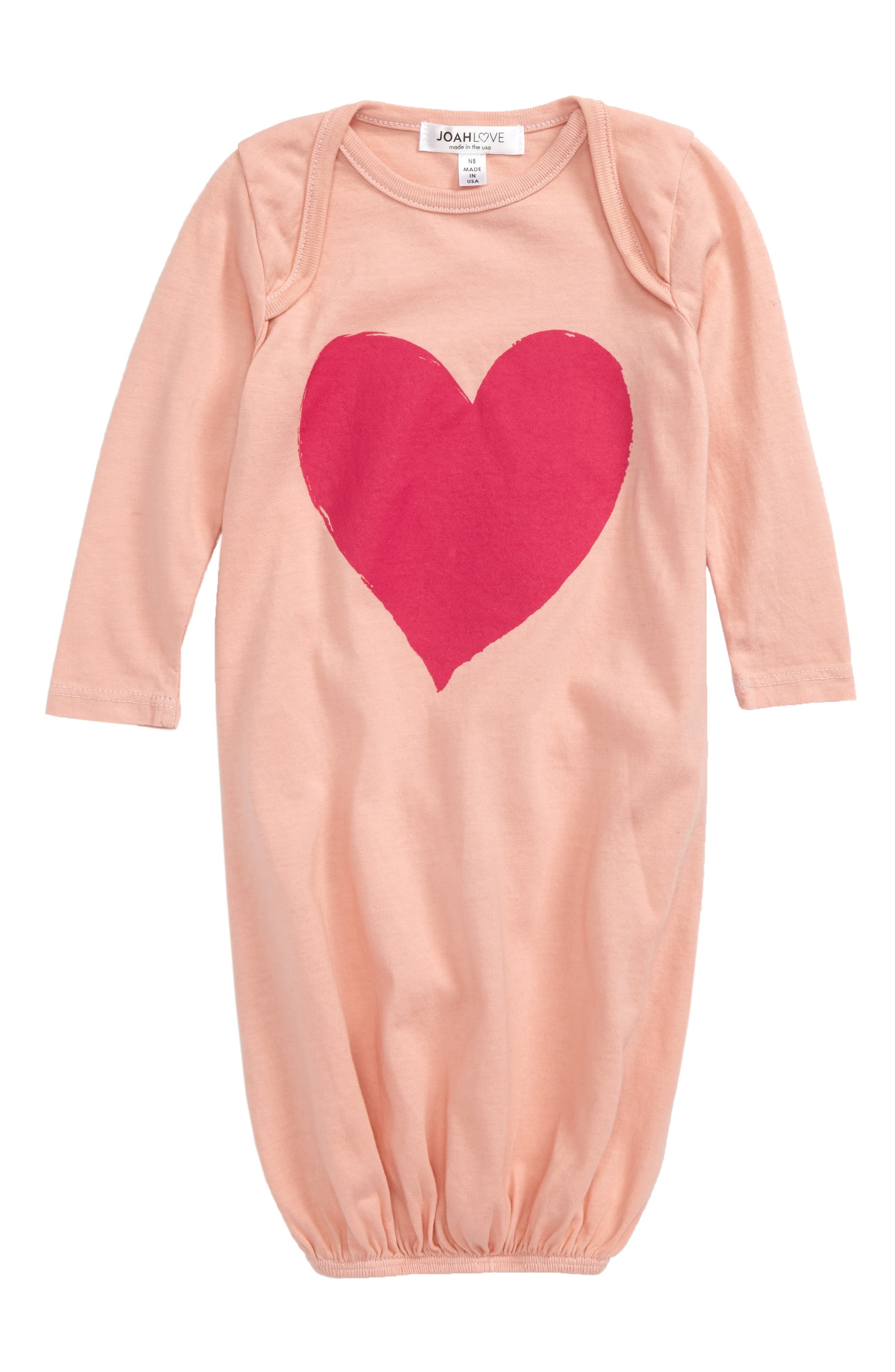 Joah Love Heart Gown (Baby Girls)