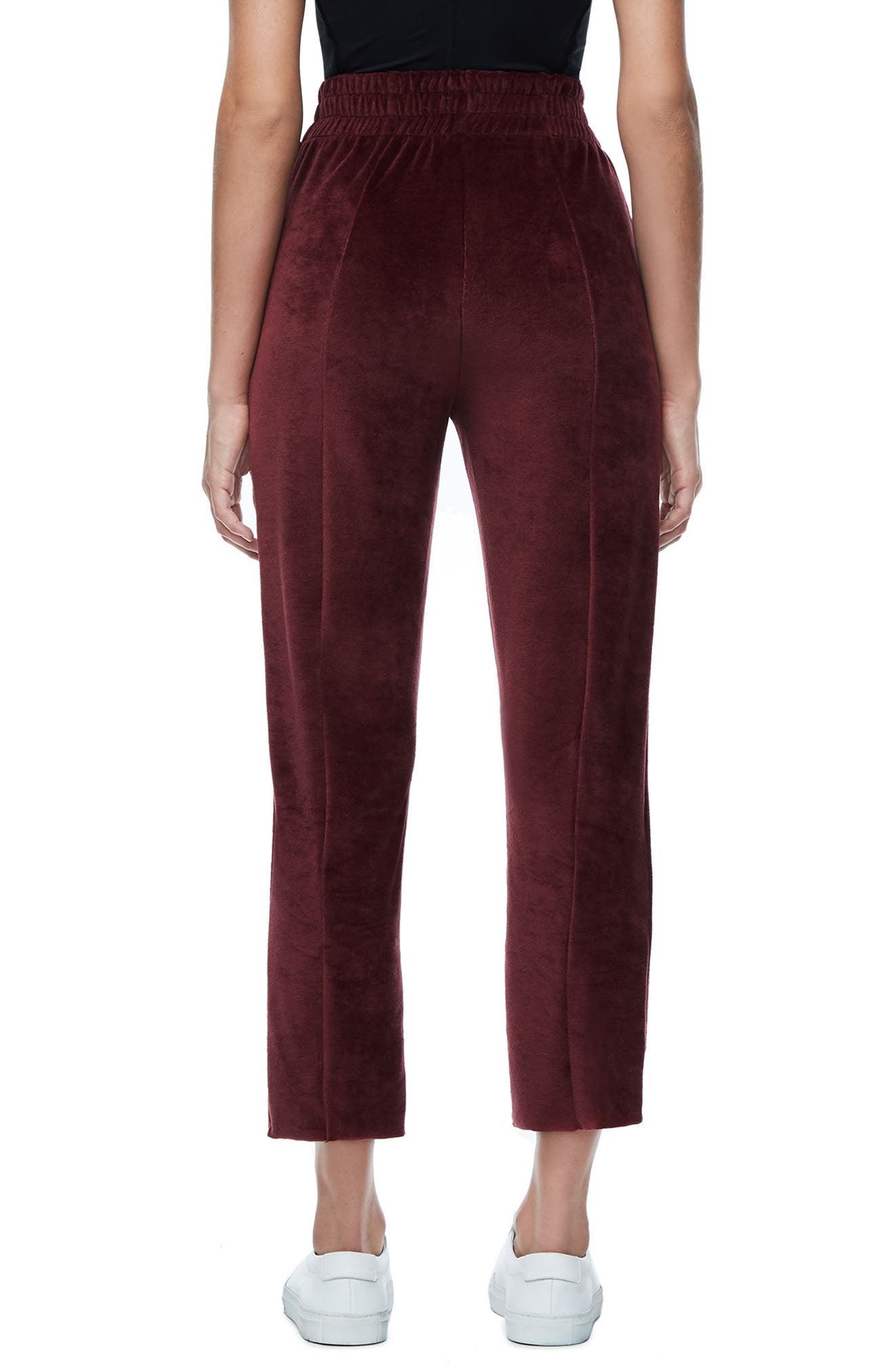 Alternate Image 2  - Good American Good Sweats The High Waist Sweatpants (Extended Sizes)