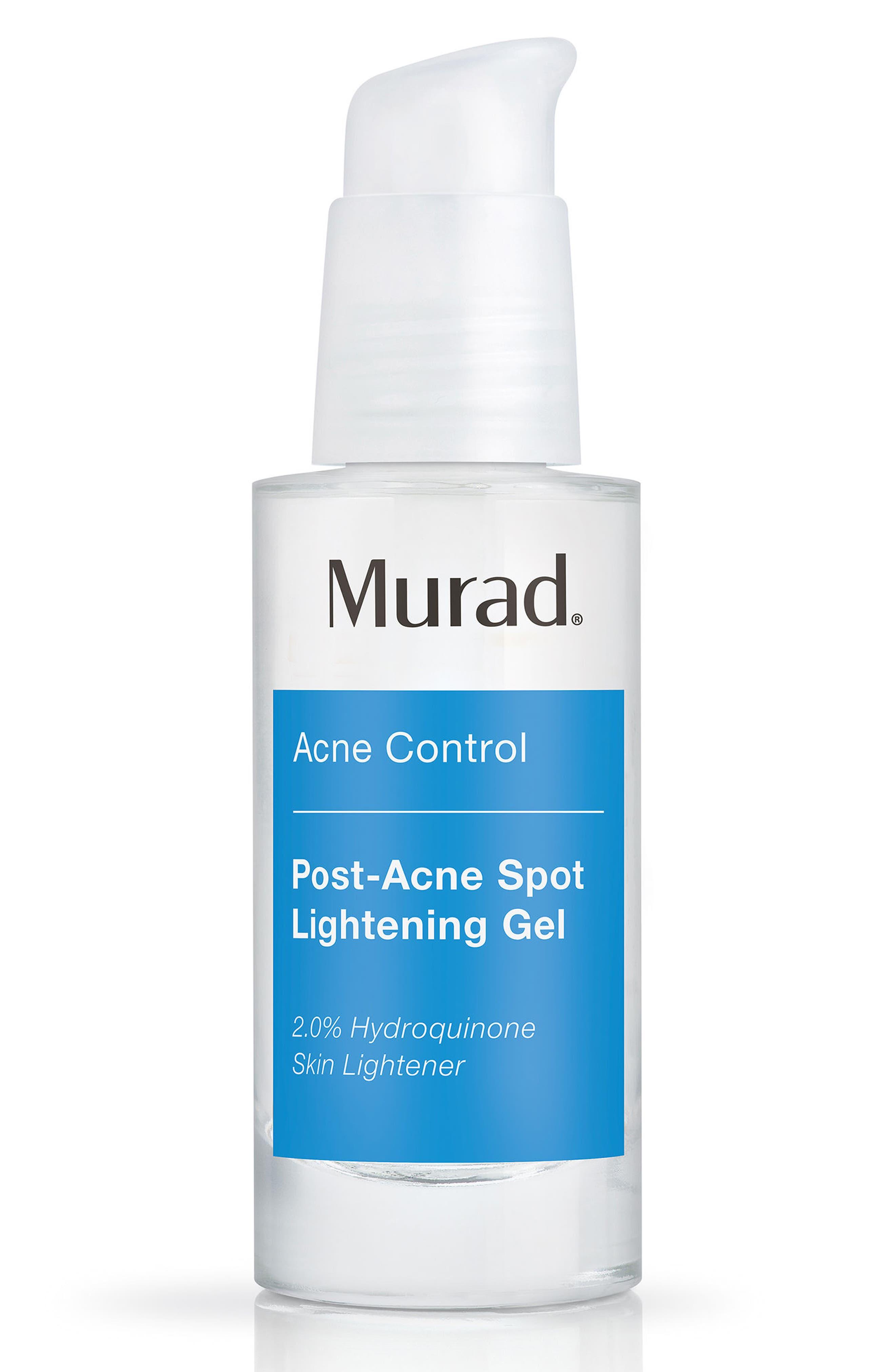 Post-Acne Spot Lightening Gel,                         Main,                         color, No Color