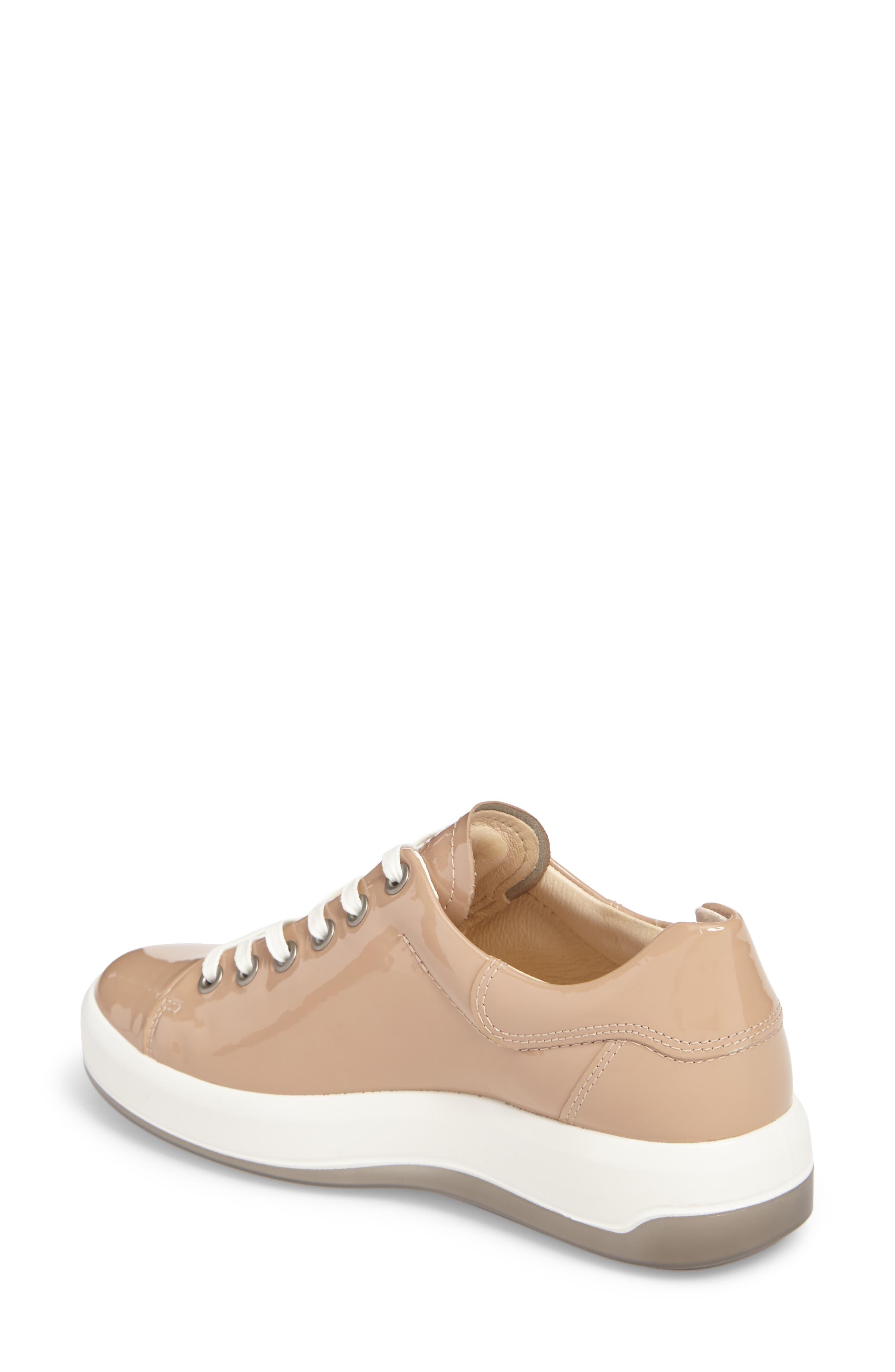 Soft 9 Sneaker,                             Alternate thumbnail 2, color,                             Ginger Leather