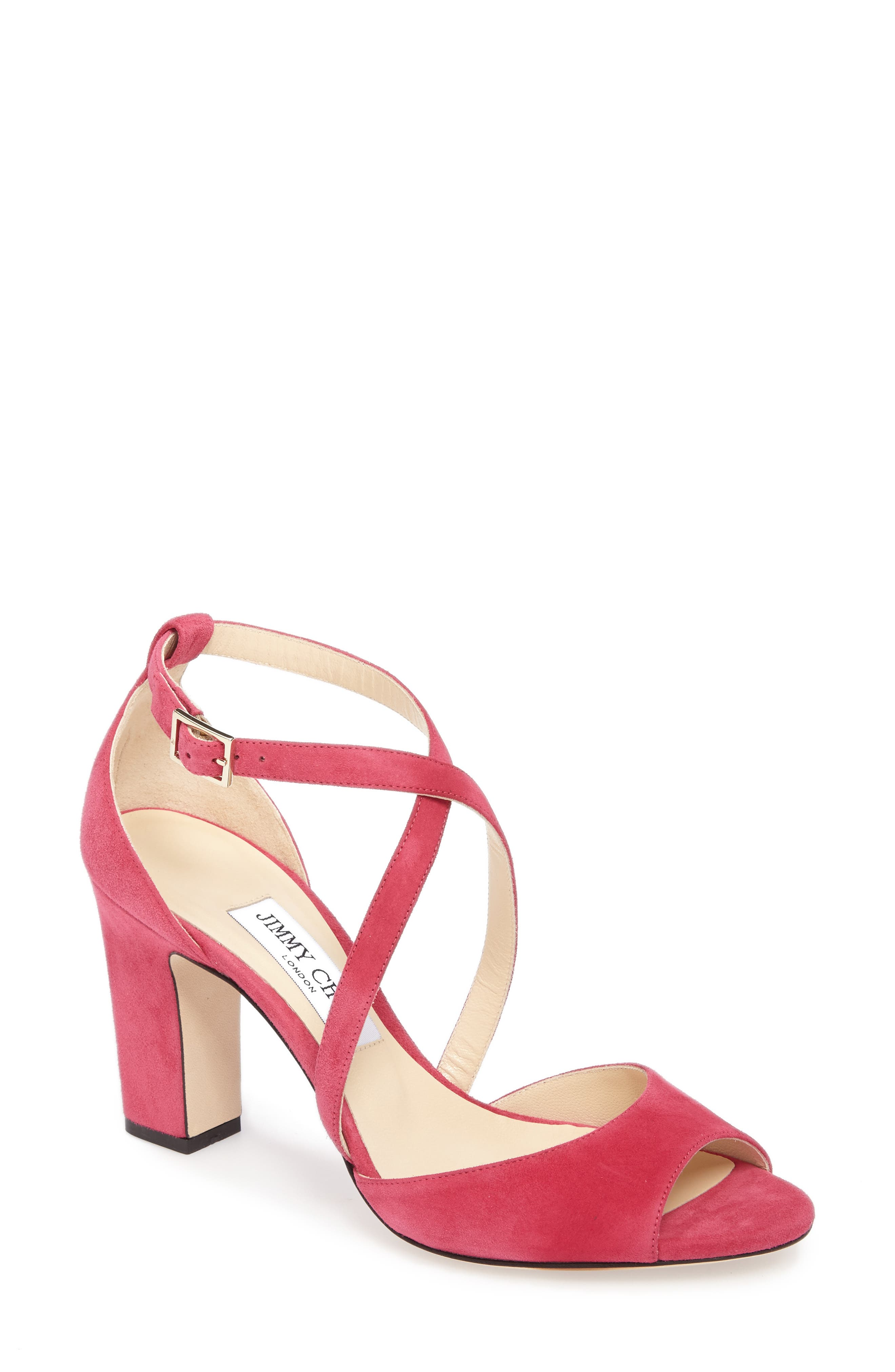 Main Image - Jimmy Choo Carrie Sandal (Women)