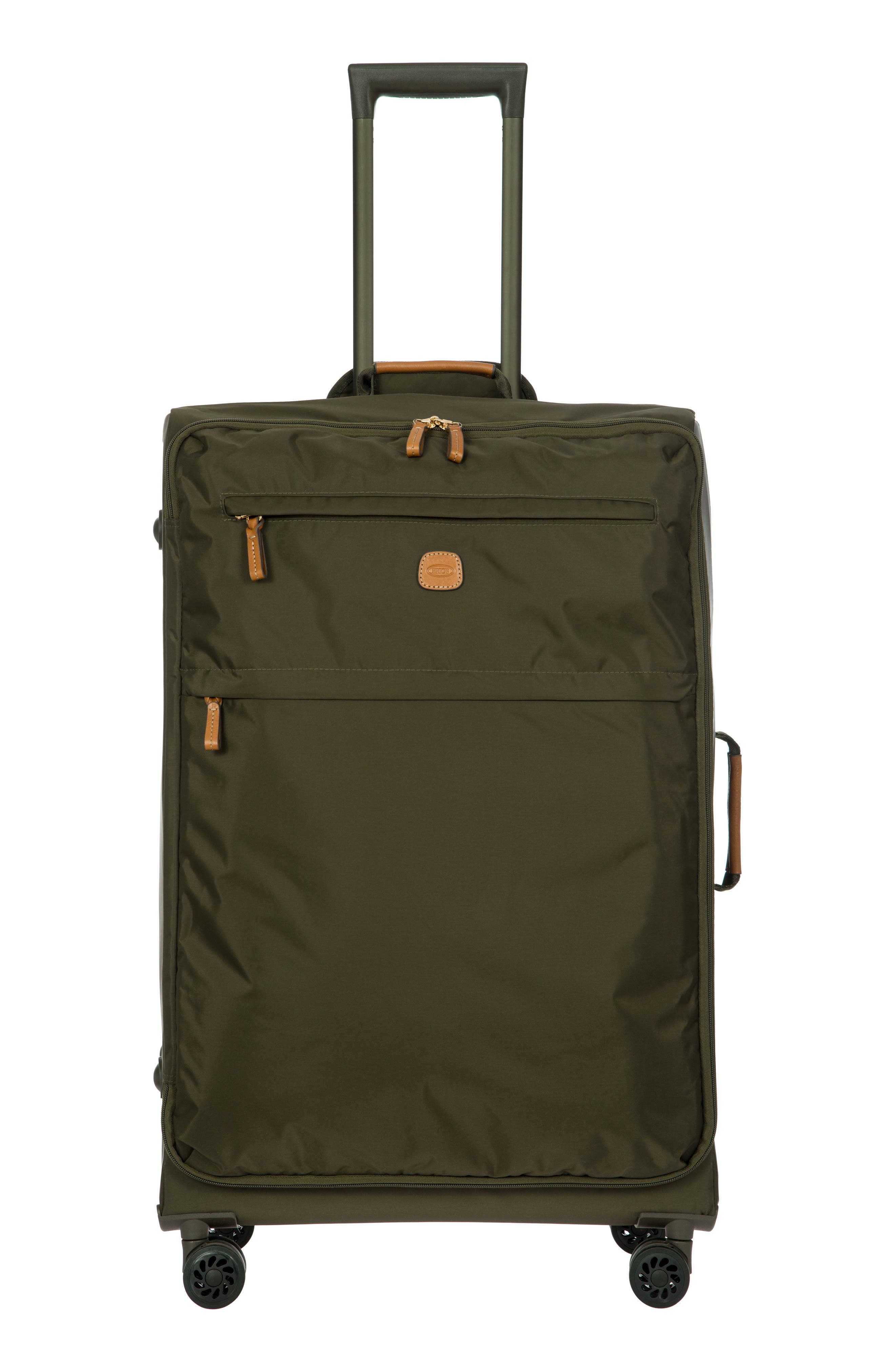 X-Bag 30-Inch Spinner Suitcase,                         Main,                         color, Olive