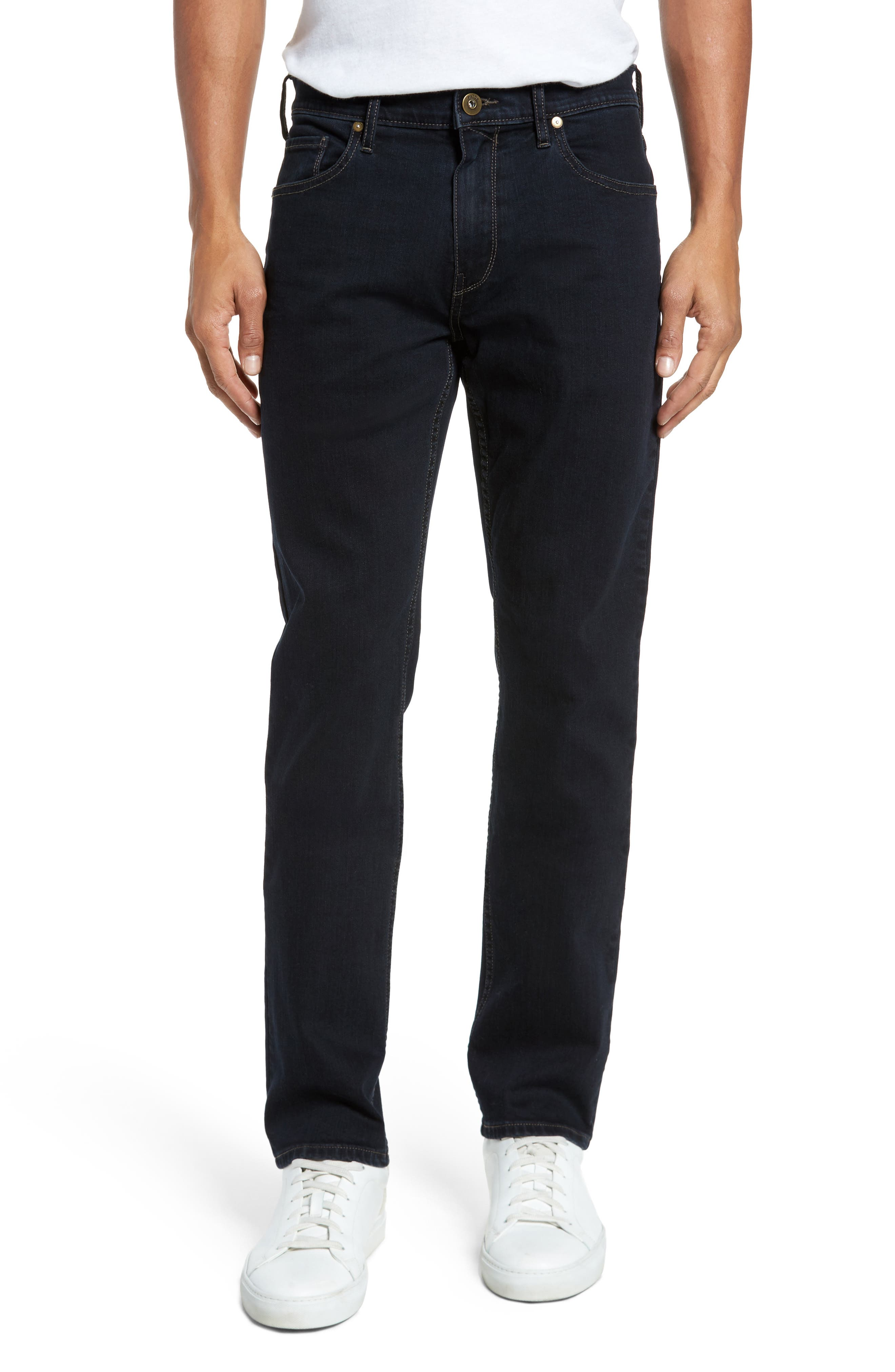 PAIGE Federal Slim Straight Leg Jeans (Webster)