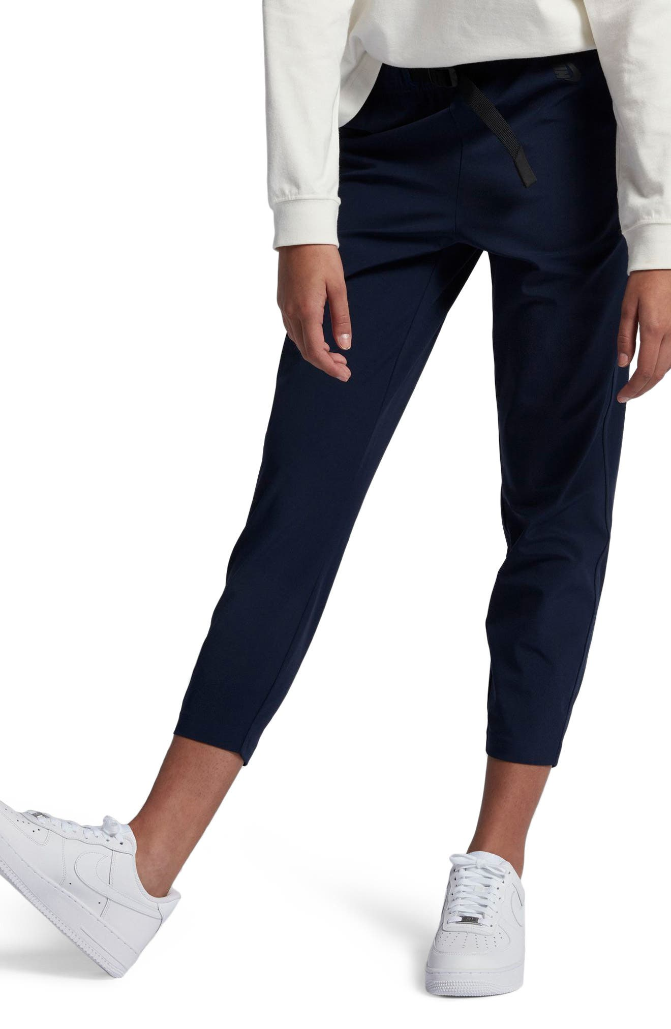 Alternate Image 1 Selected - Nike NikeLab Essentials Women's Stretch Woven Pants