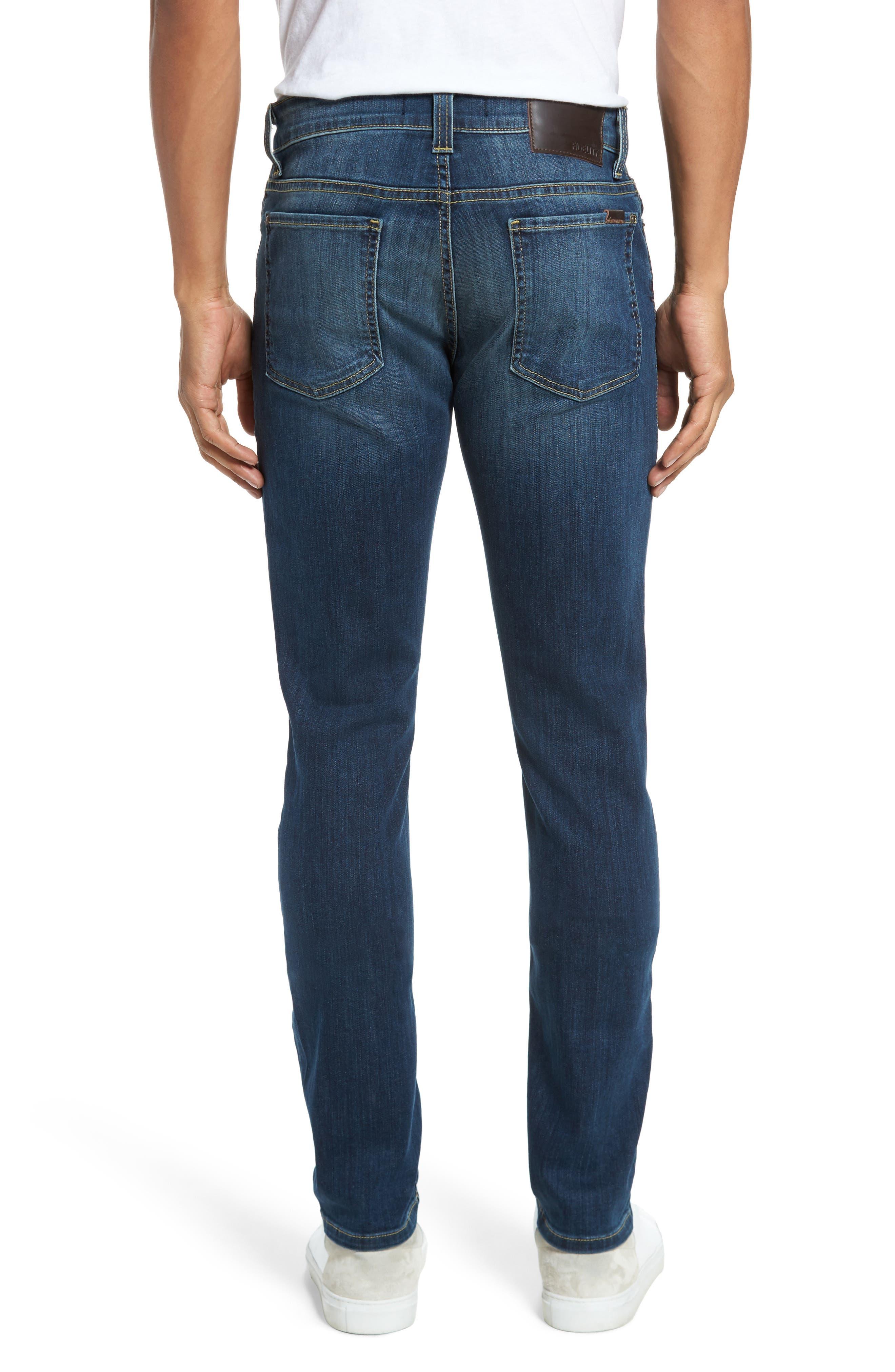 Alternate Image 2  - Fidelity Denim Torino Slim Fit Jeans (Providence)
