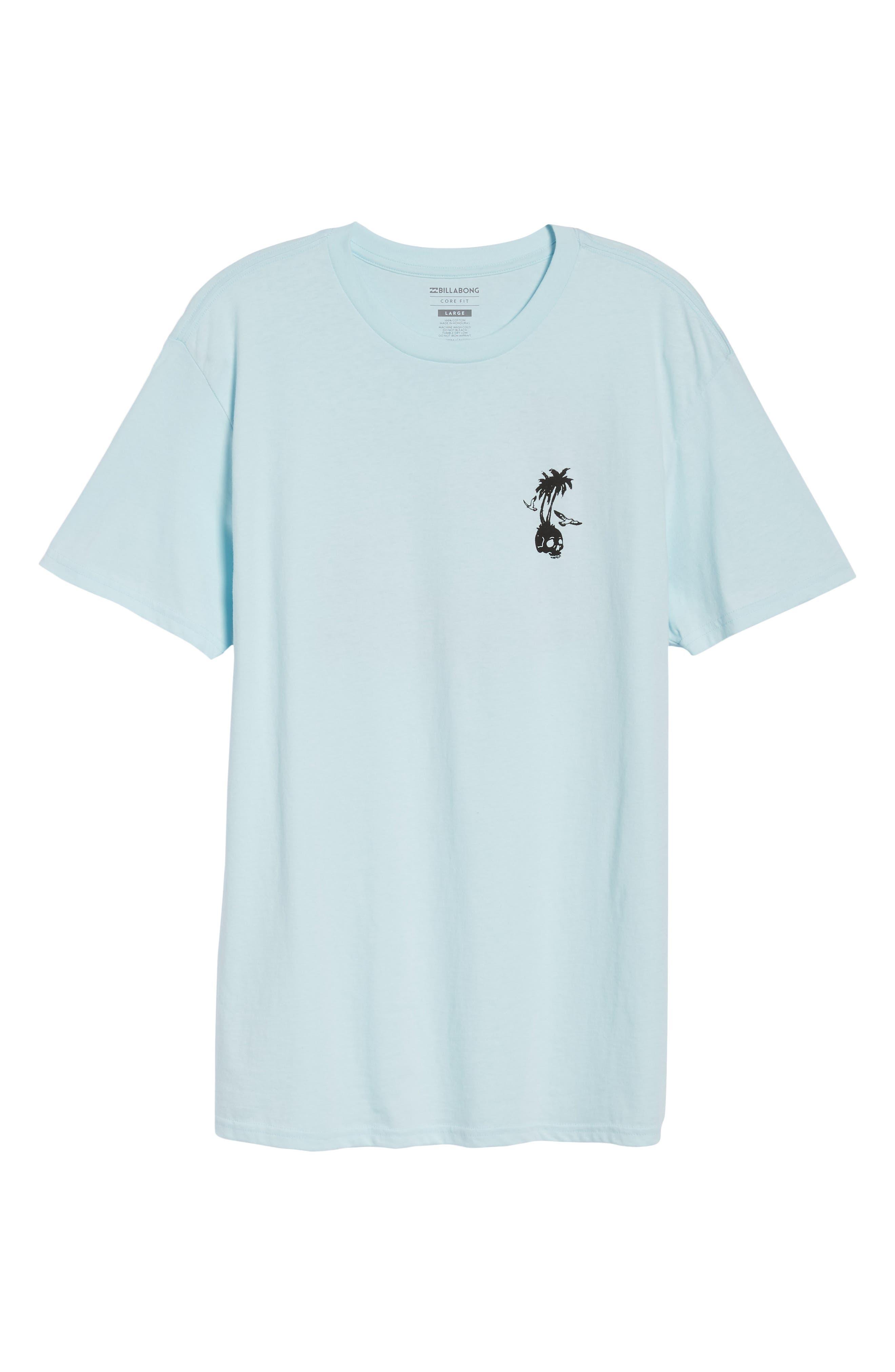 Better T-Shirt,                             Alternate thumbnail 6, color,                             Coastal Blue