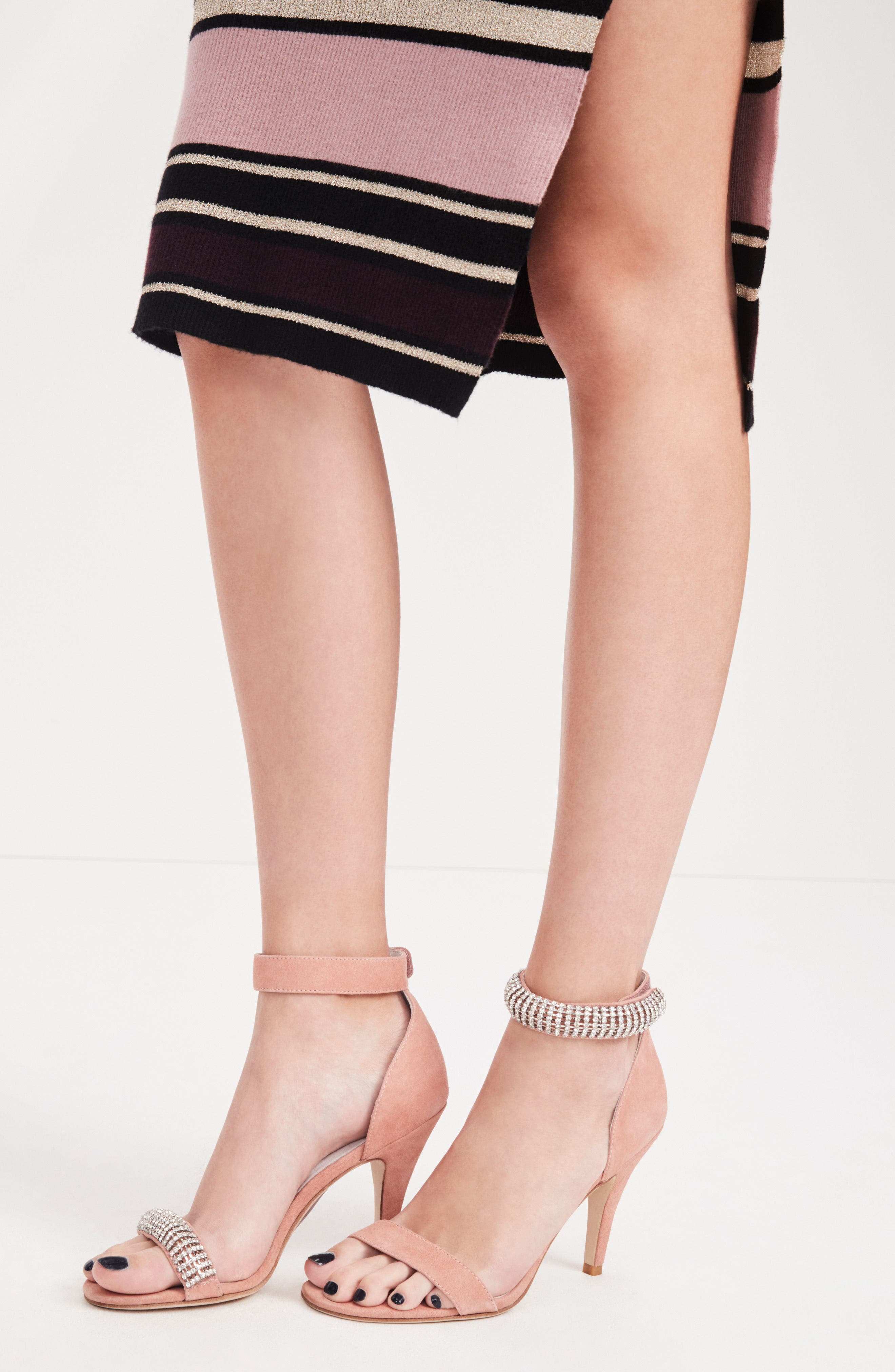 Alternate Image 7  - Jeffrey Campbell Kristy Ankle Strap Sandal (Women)