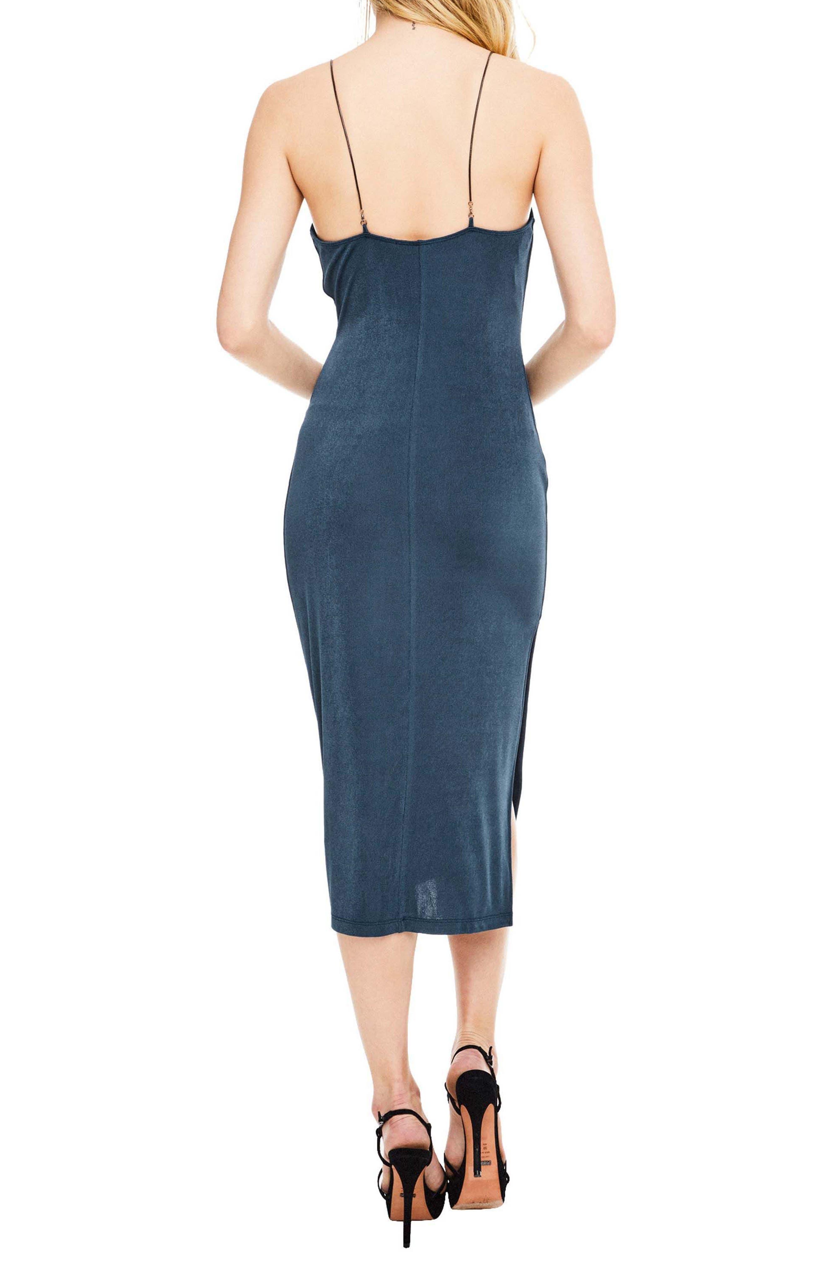 Alternate Image 2  - ASTR the Label Ivana Midi Dress