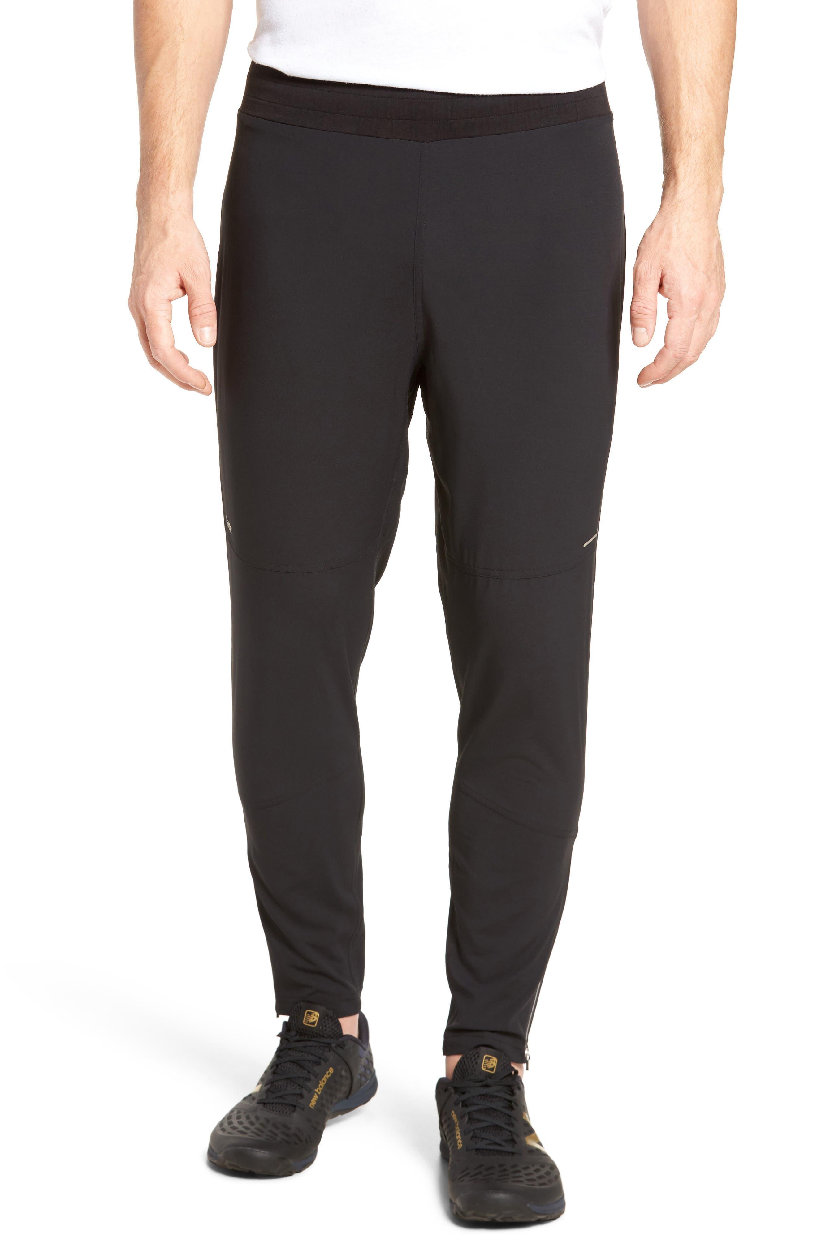 Velocity Track Pants,                         Main,                         color, Black