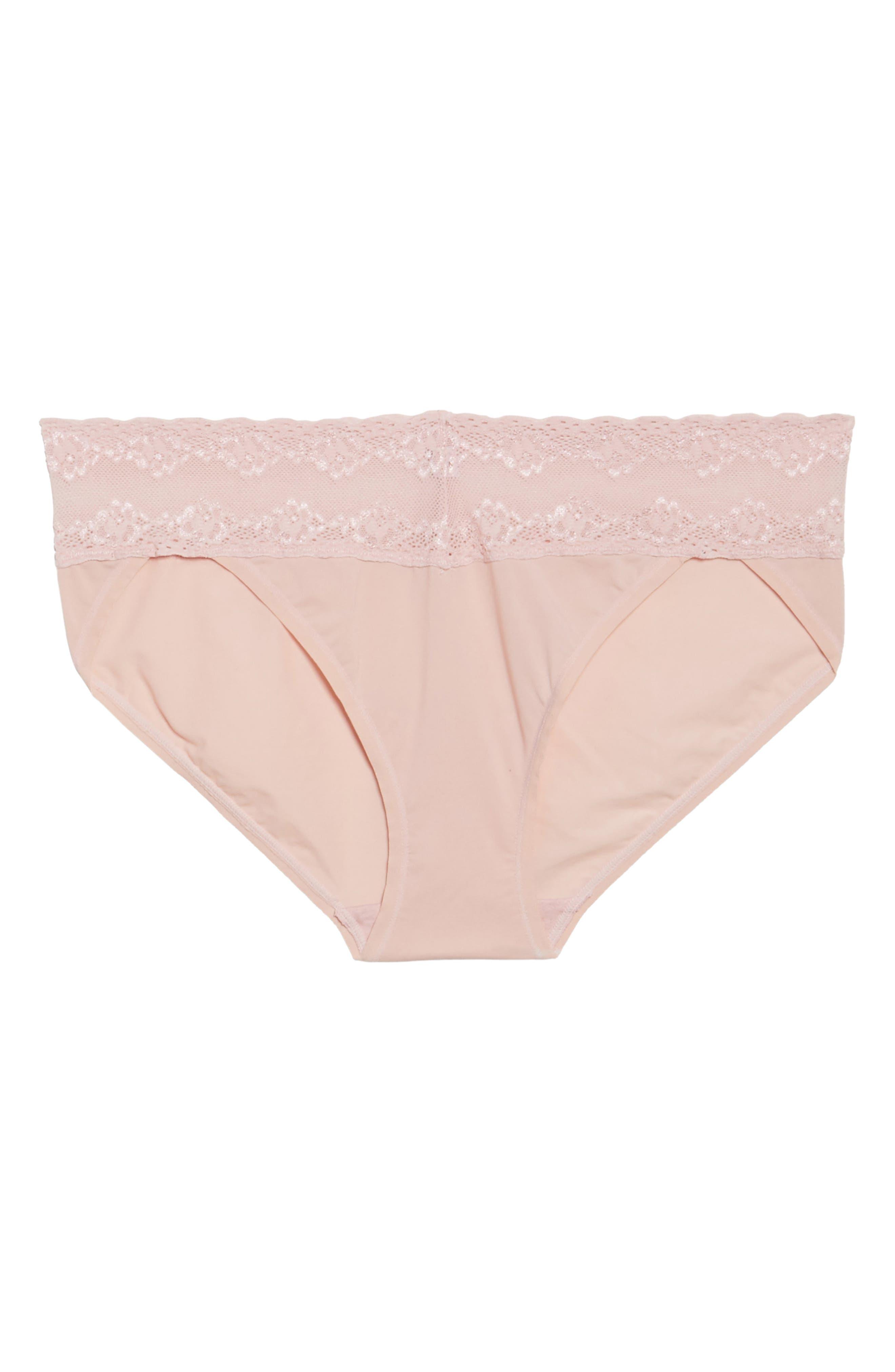 Alternate Image 4  - Natori Bliss Perfection Bikini (3 for $45)