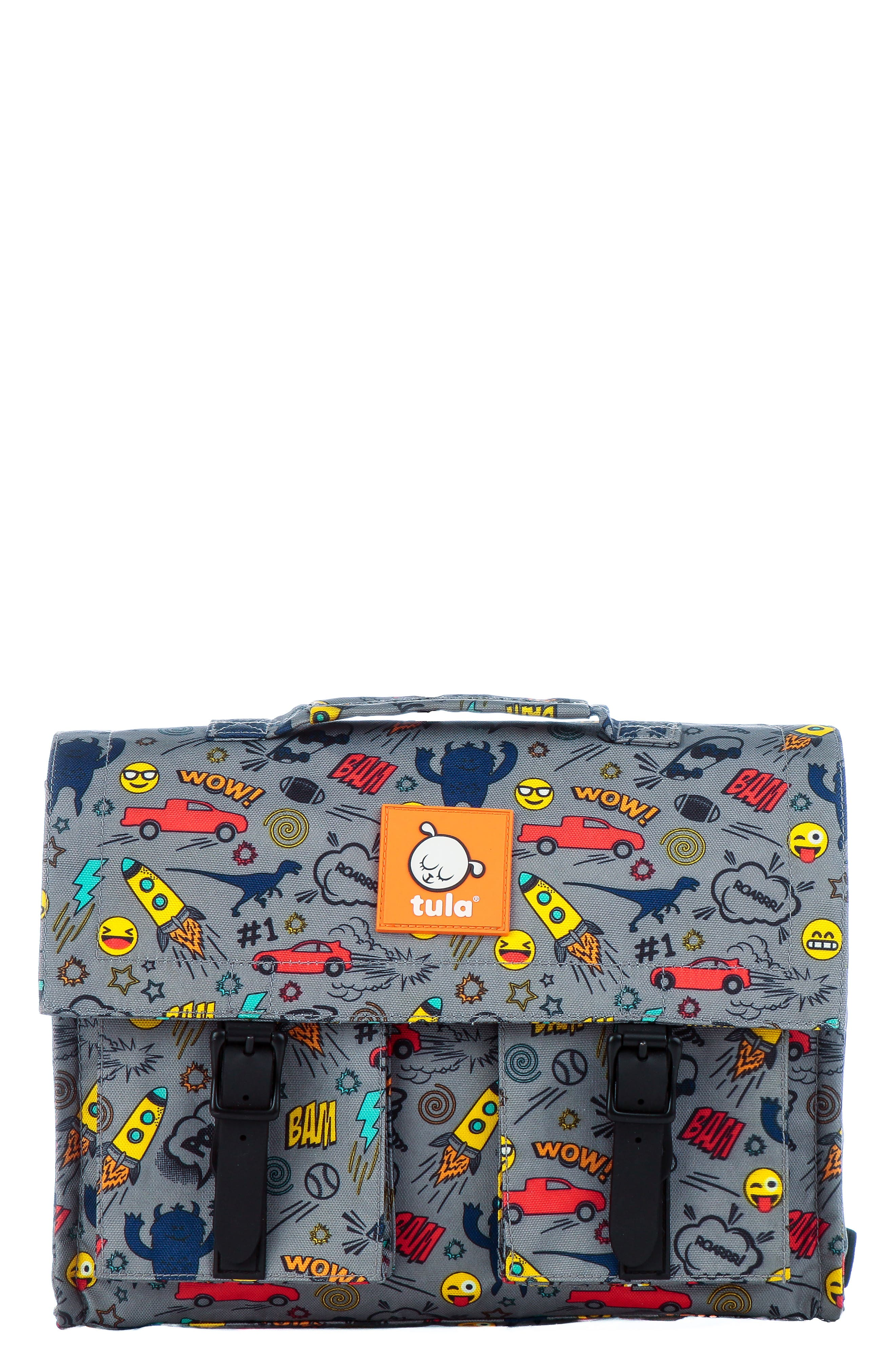 Alternate Image 1 Selected - Baby Tula Stamps Backpack (Toddler)