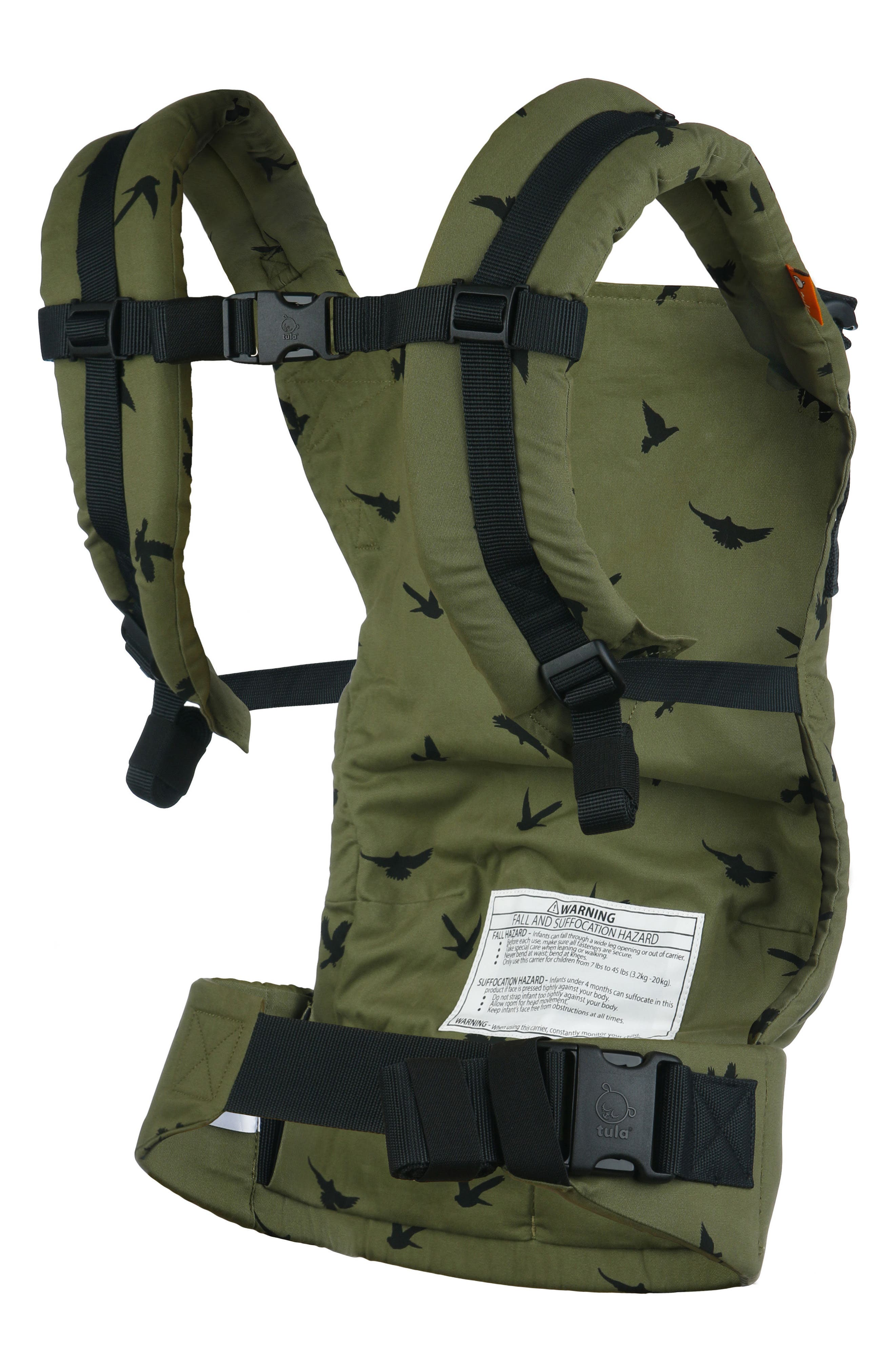 Alternate Image 2  - Baby Tula Soar Free-to-Grow Baby Carrier