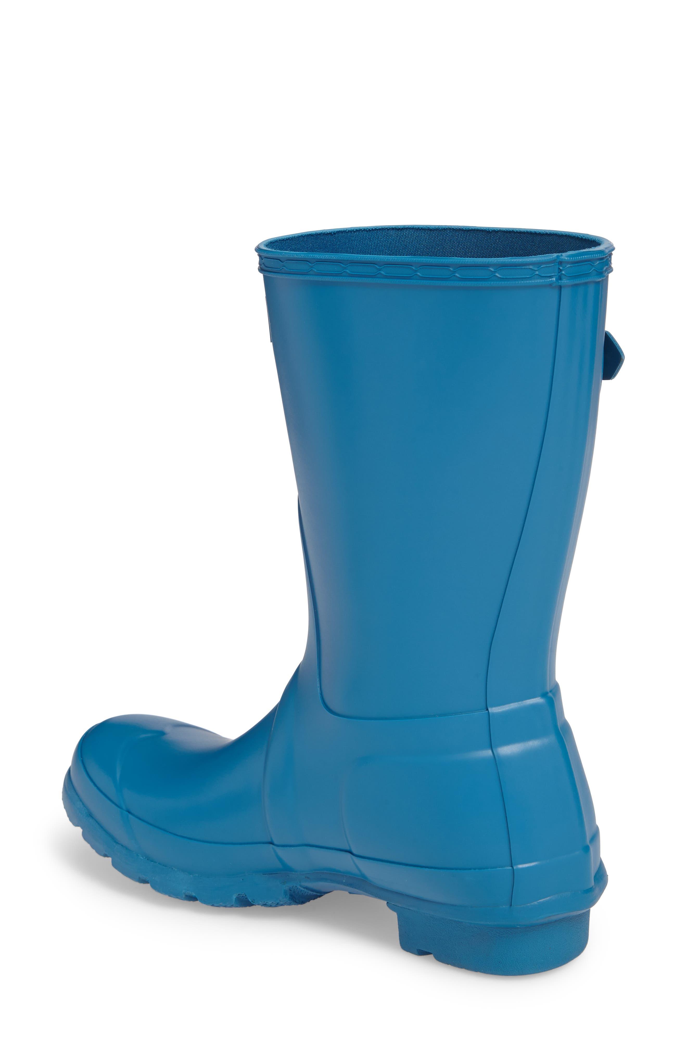 Alternate Image 2  - Hunter 'Original Short' Rain Boot (Women)