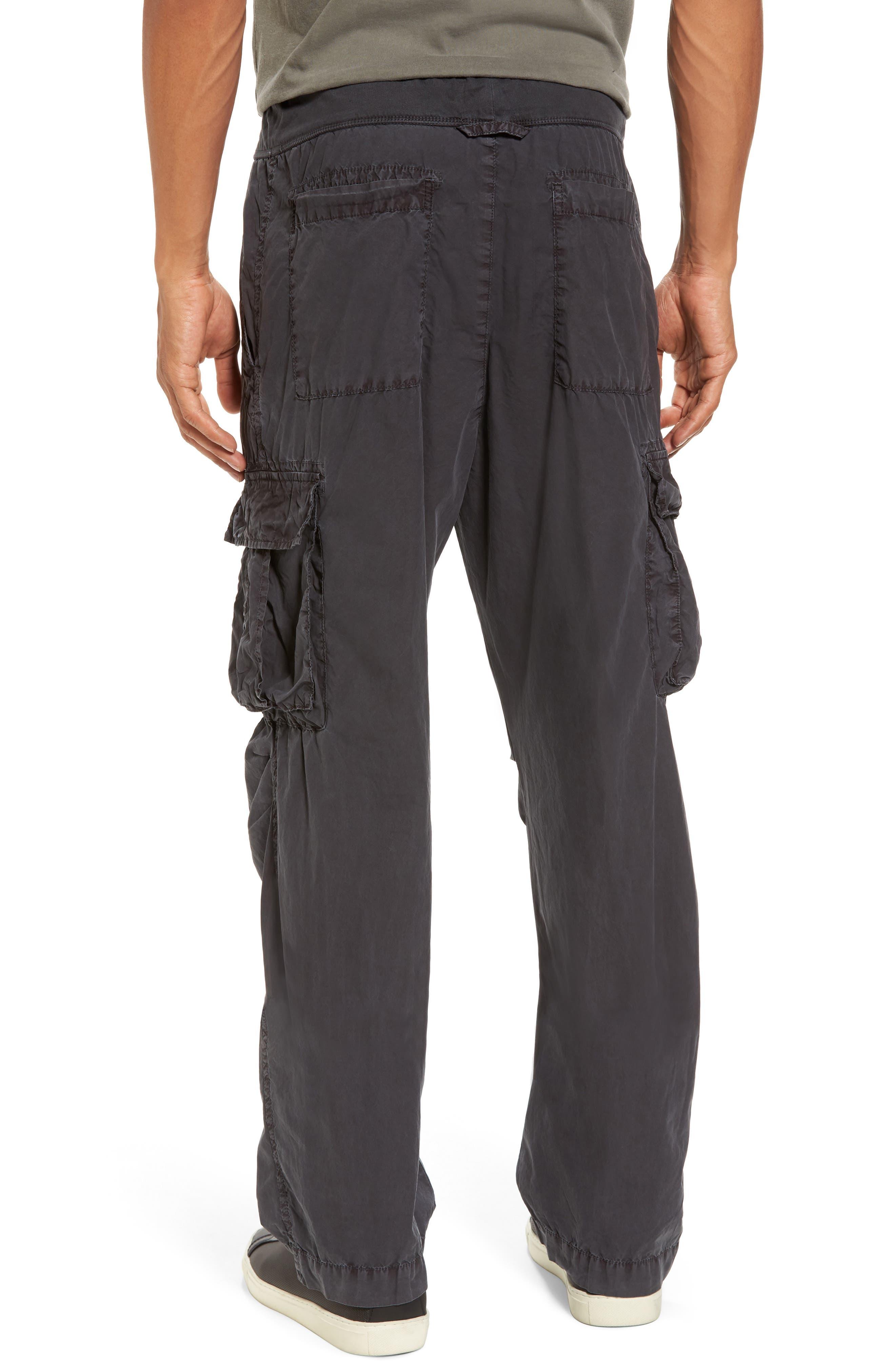 Alternate Image 2  - James Perse Contrast Waist Cargo Pants
