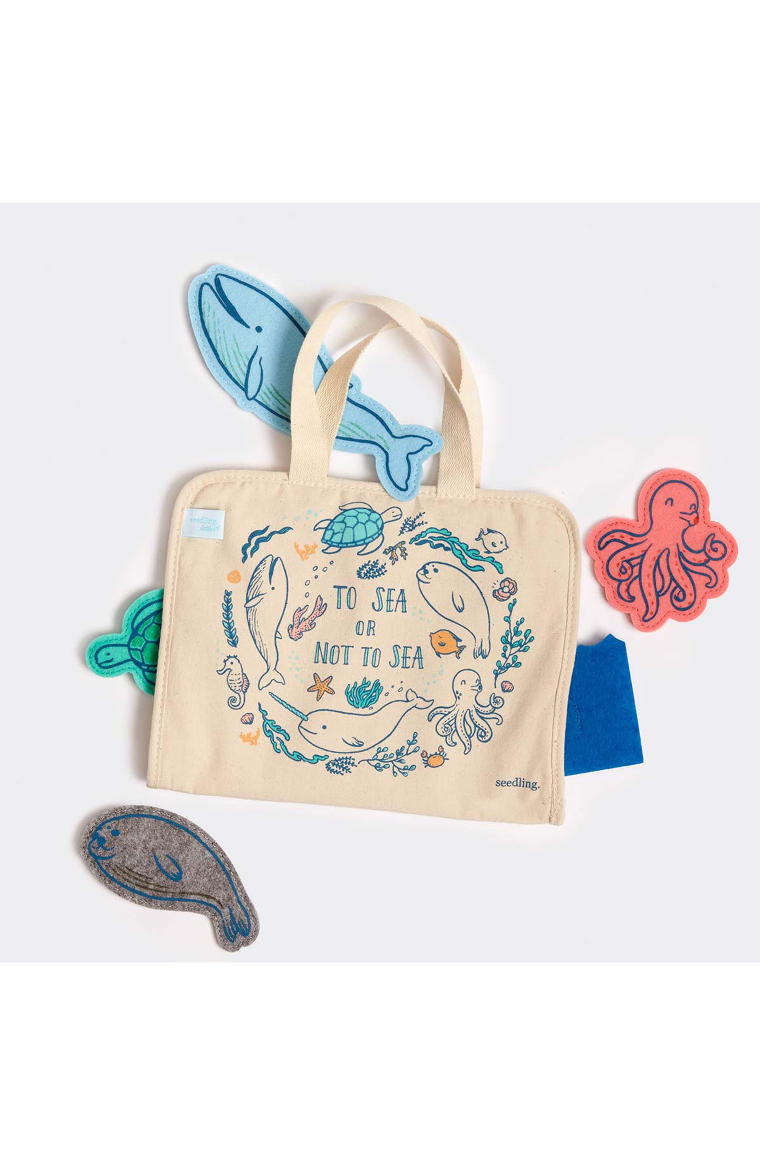 Alternate Image 2  - seedling Under the Sea Puppet Playtime Kit