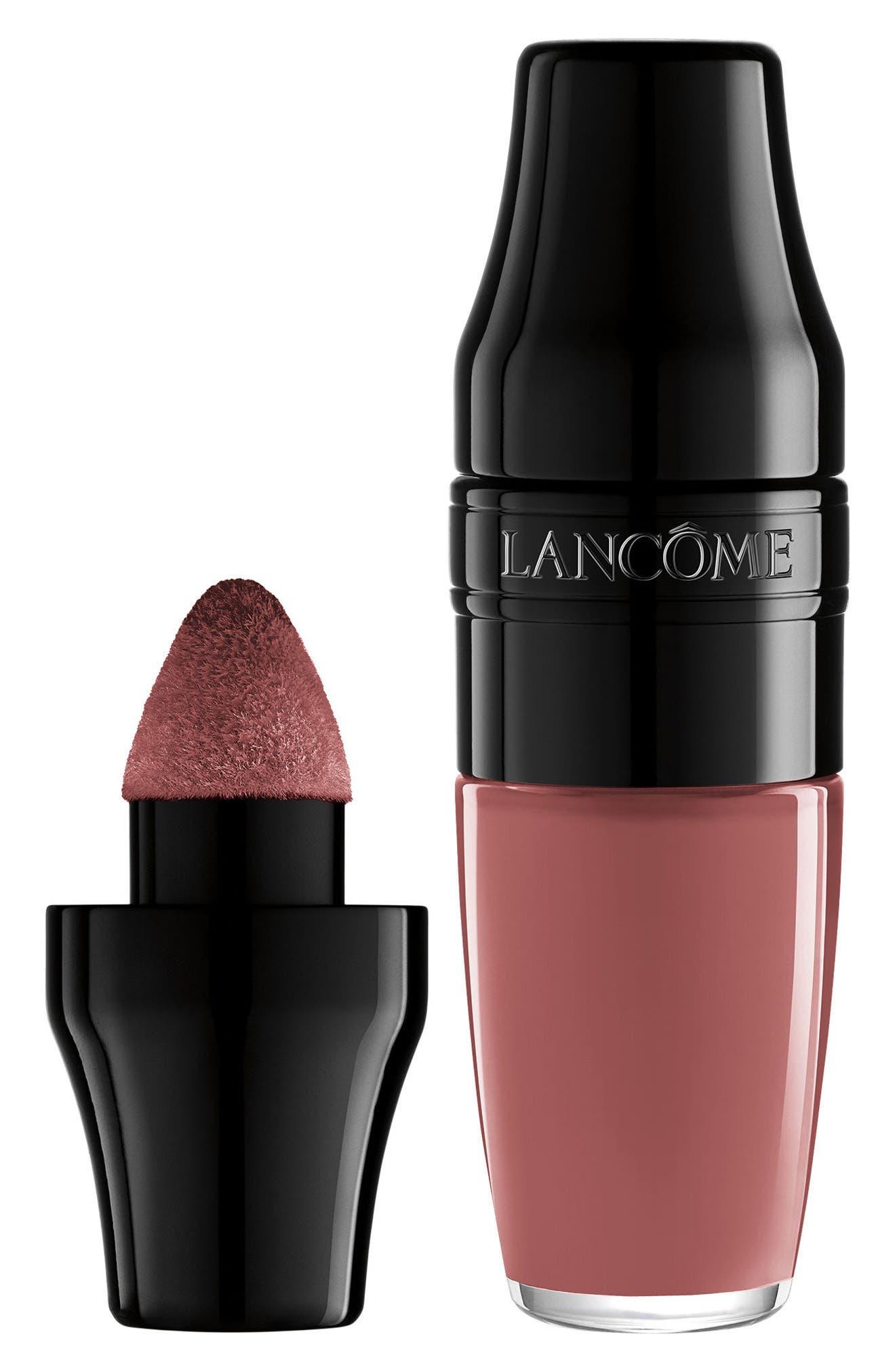 Main Image - Lancôme Matte Shaker High Pigment Liquid Lipstick