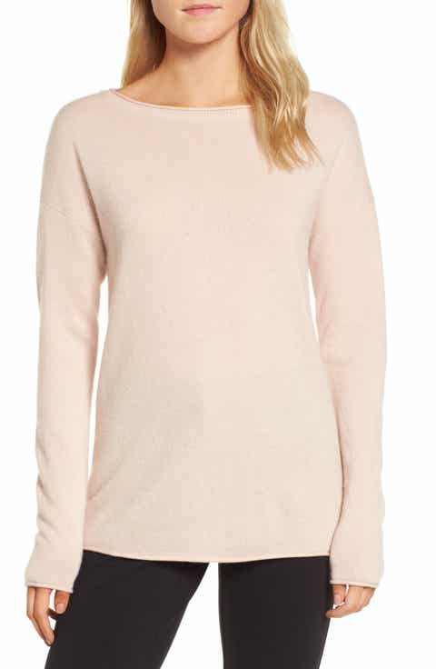 Women's Pink Cashmere Sweaters | Nordstrom