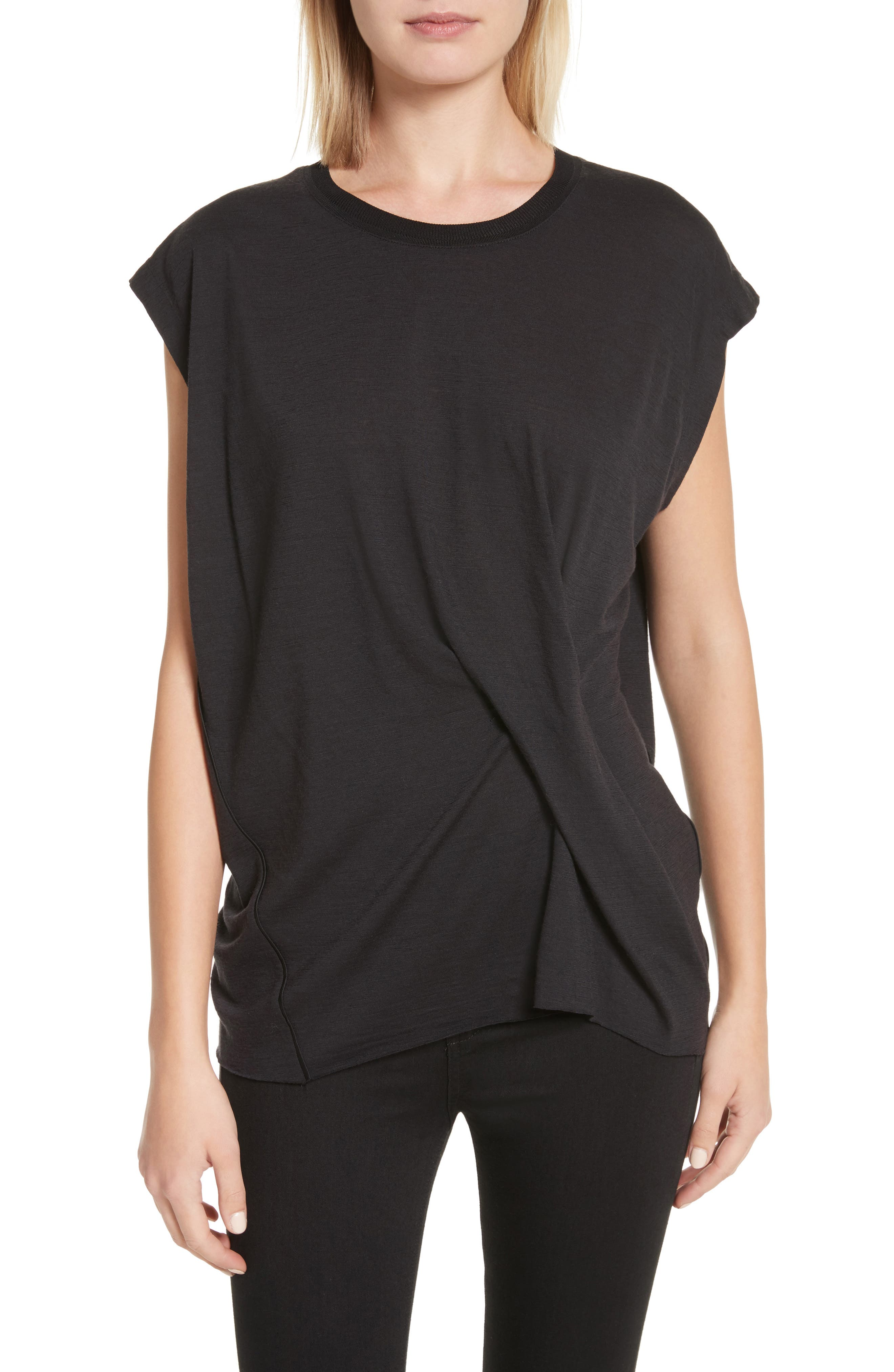 rag & bone Draped Top