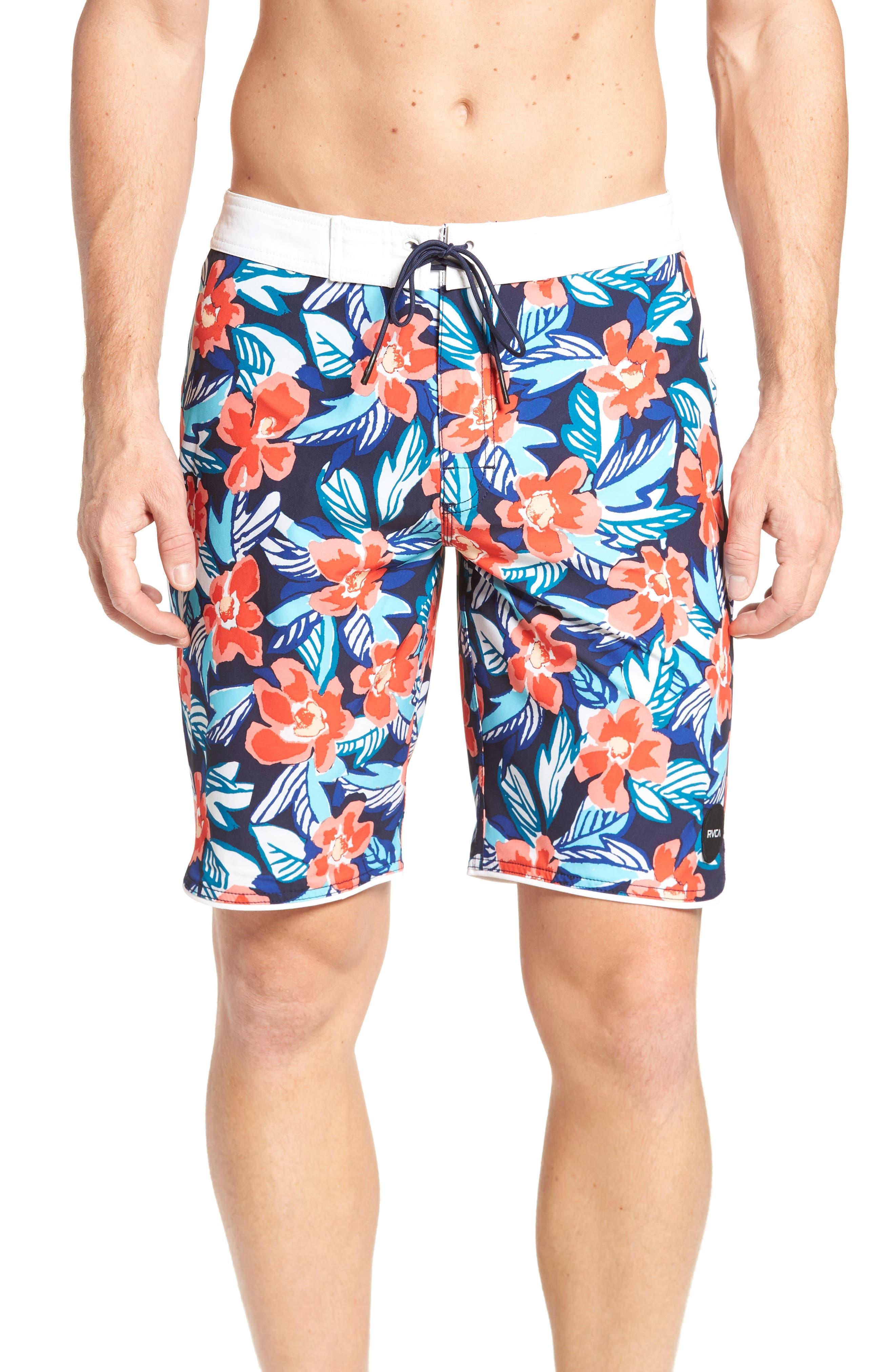 RVCA Paradise Valley Board Shorts