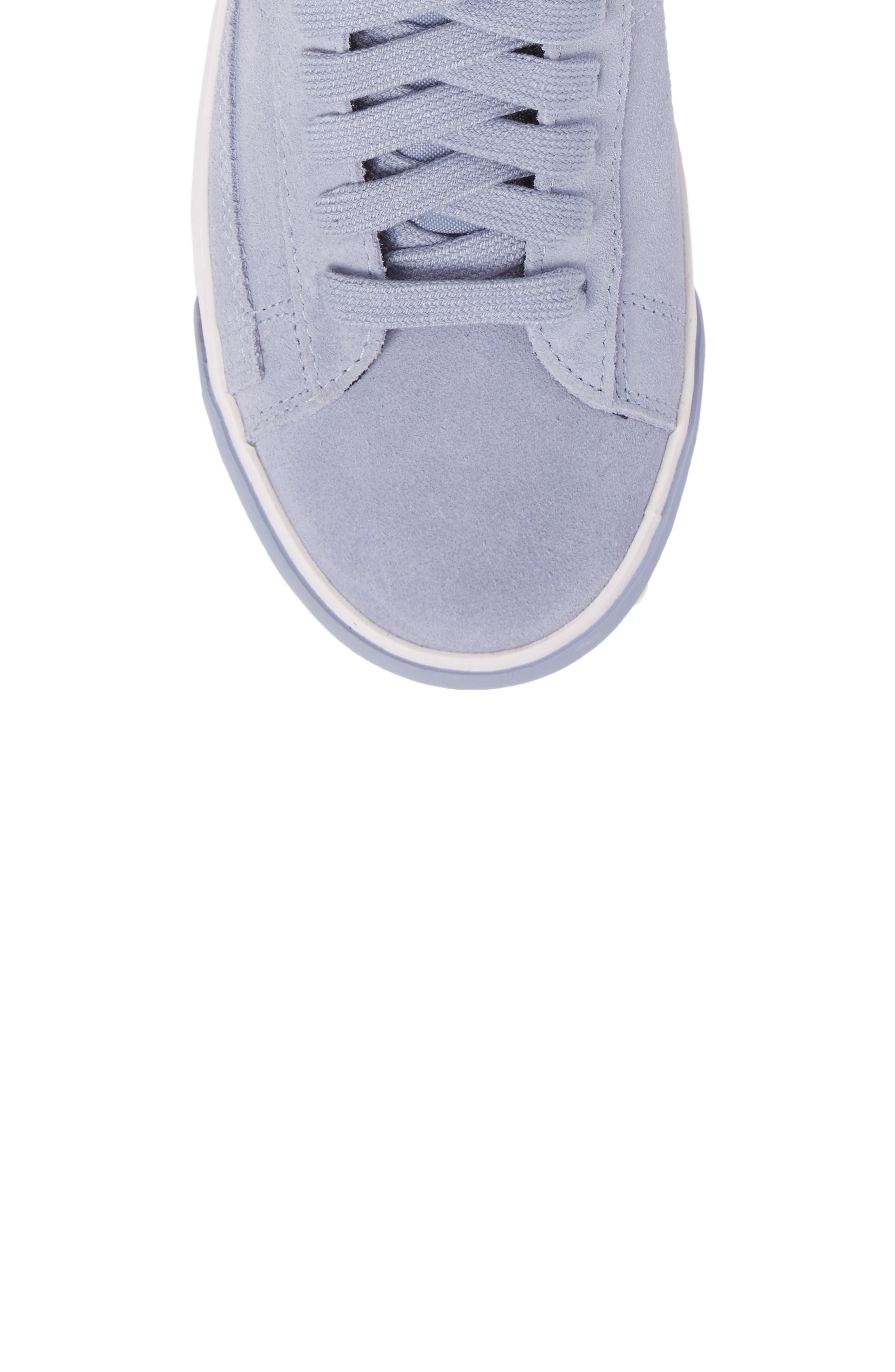 Alternate Image 5  - Nike Blazer Mid Vintage Sneakers (Women)