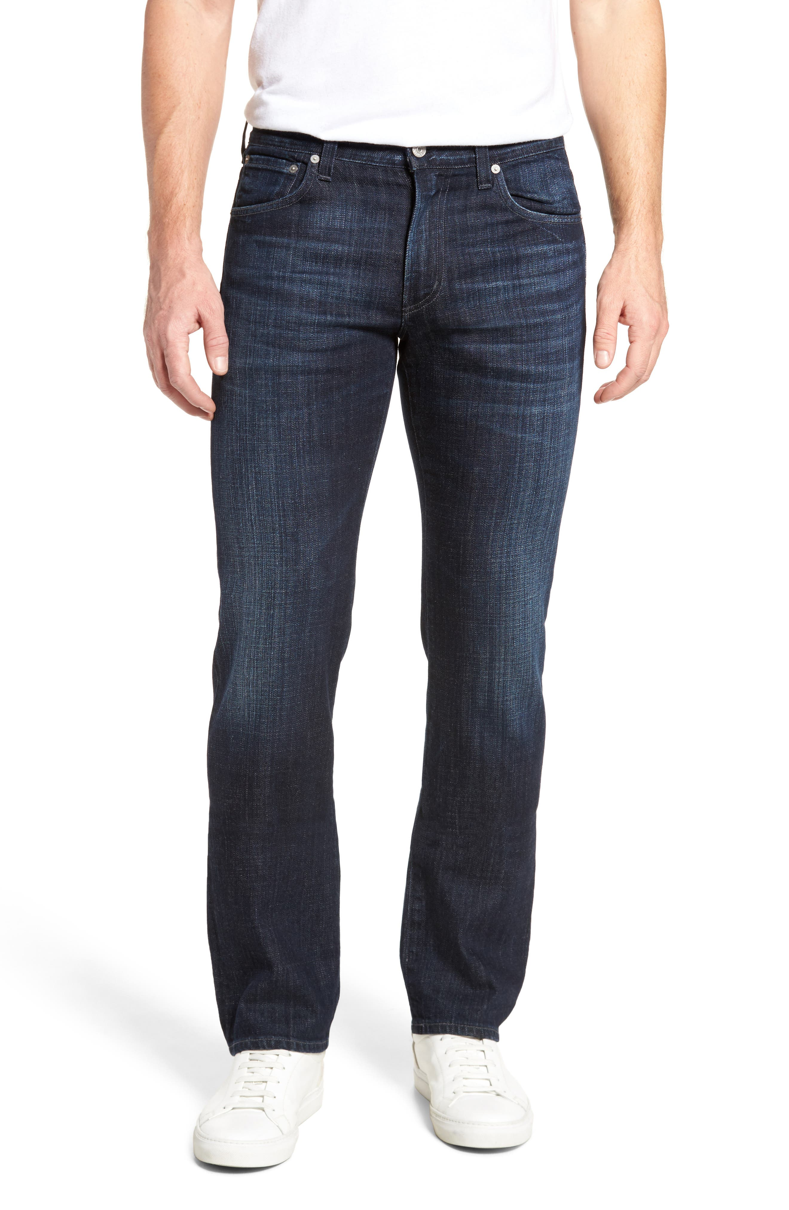 Sid Straight Leg Jeans,                             Main thumbnail 1, color,                             Pierson