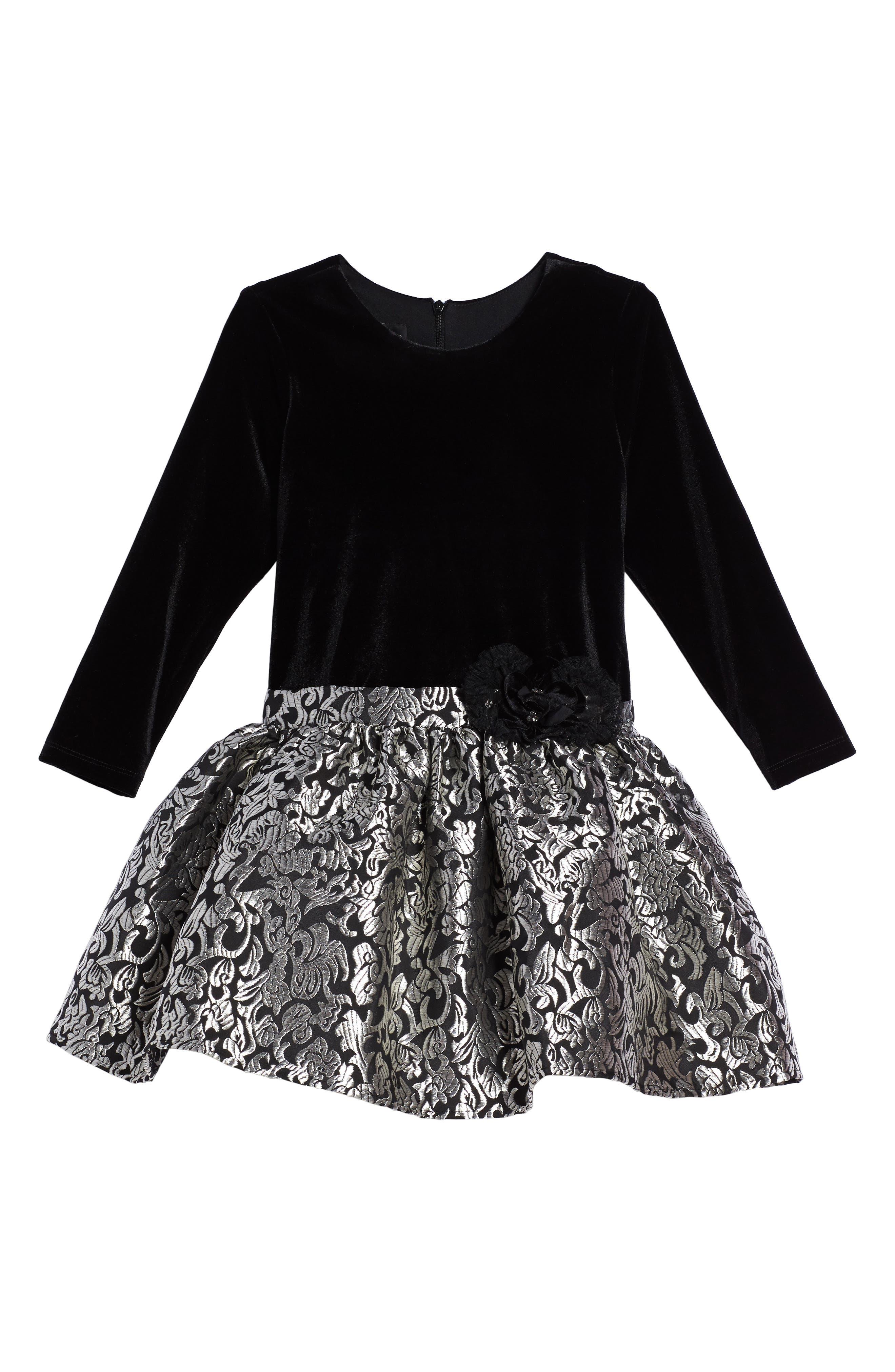 Isobella & Chloe Symphony Dress (Little Girls)