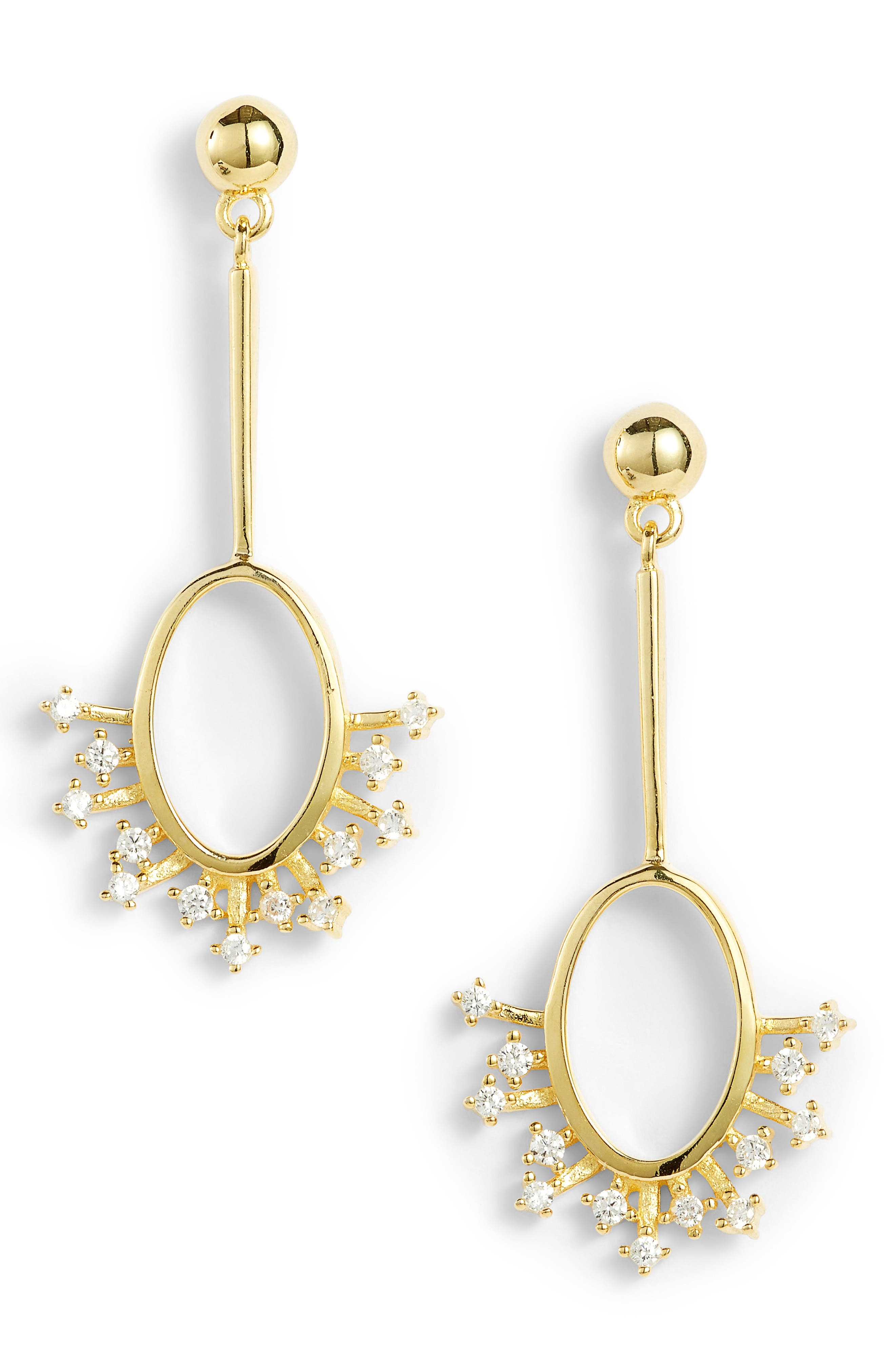 Main Image - Karen London Drop Earrings
