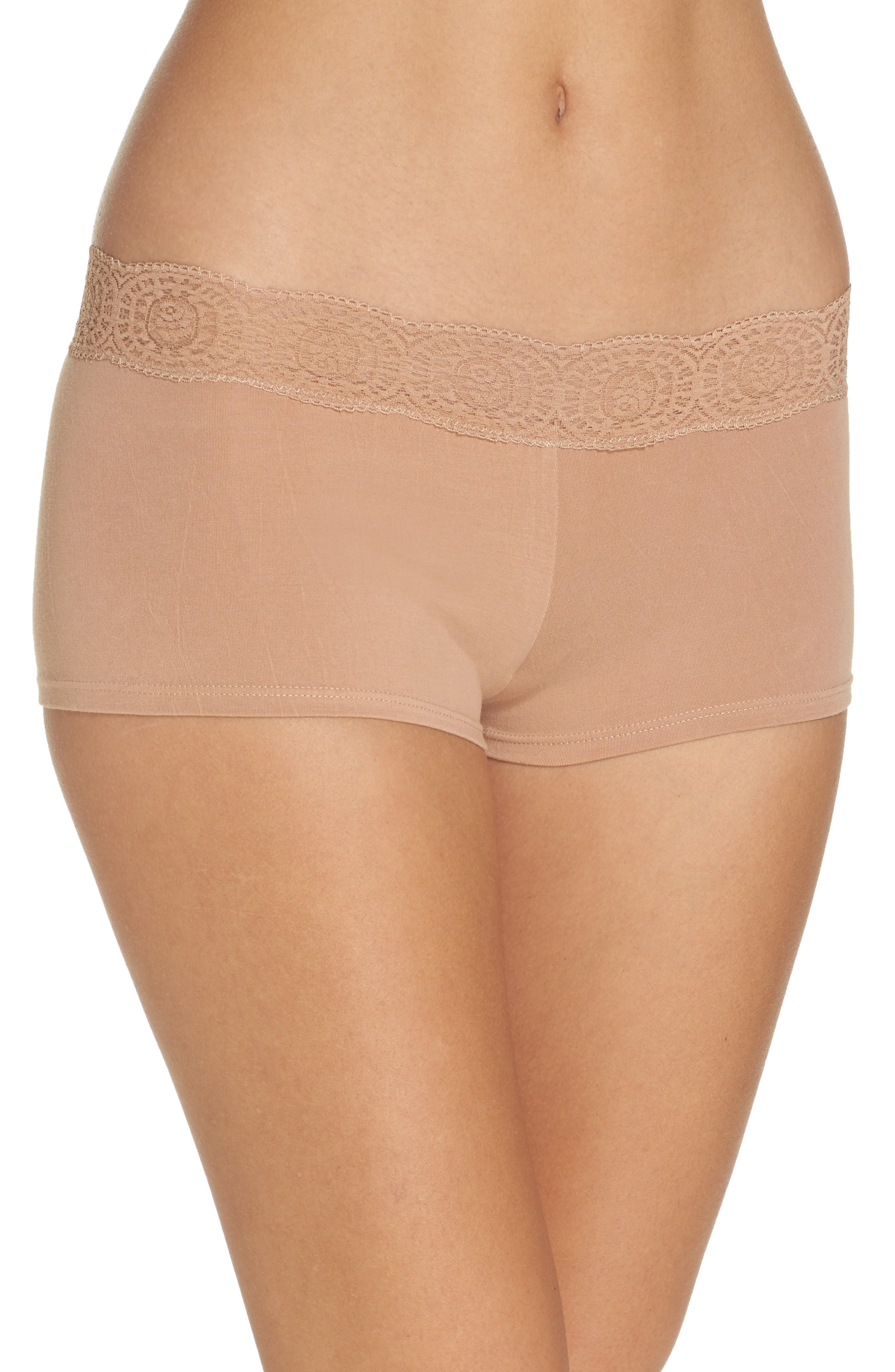 Free People Intimately FP Medallion Boyshorts
