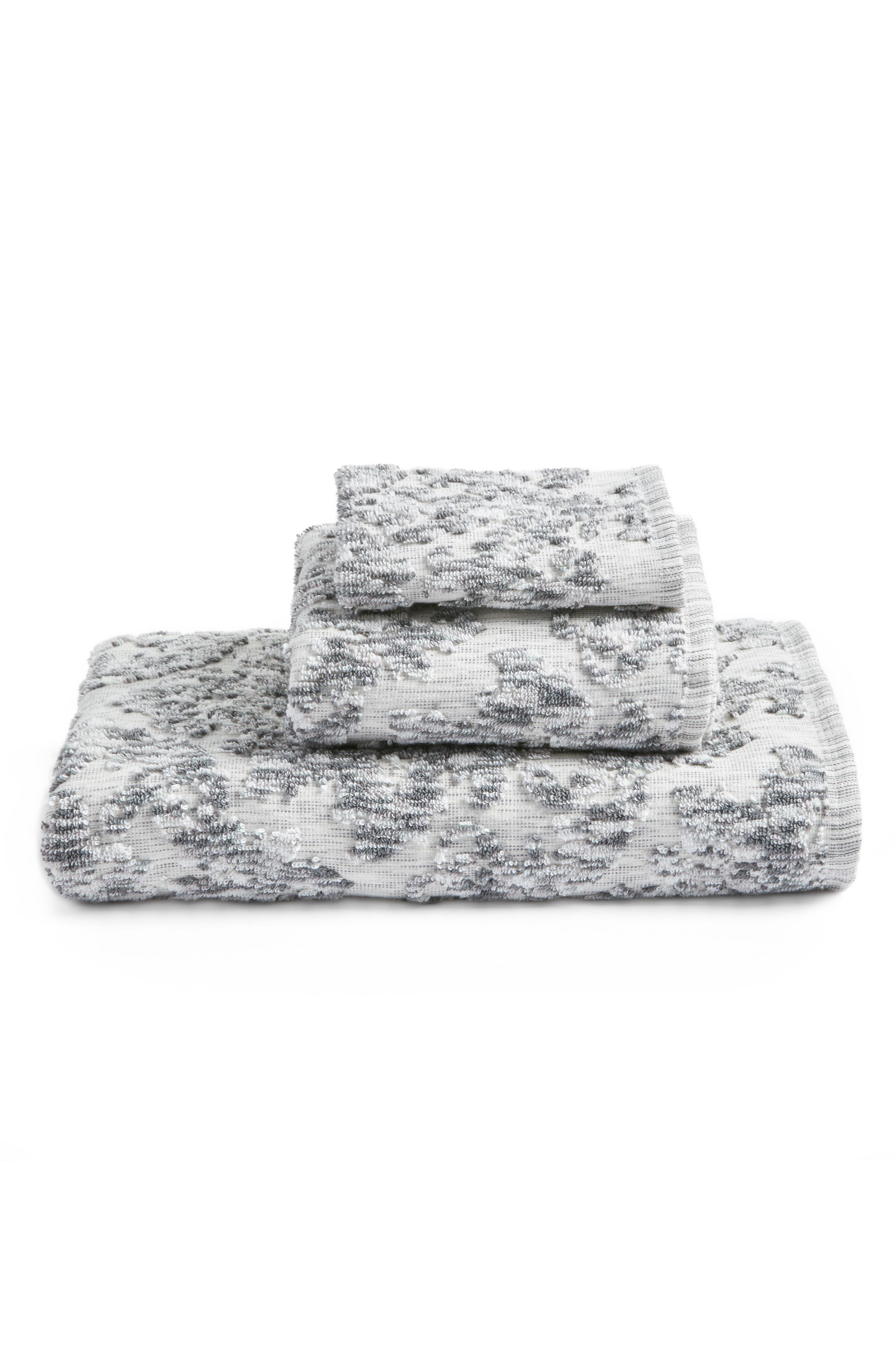 Alternate Image 2  - Nordstrom at Home Easton Bath Towel