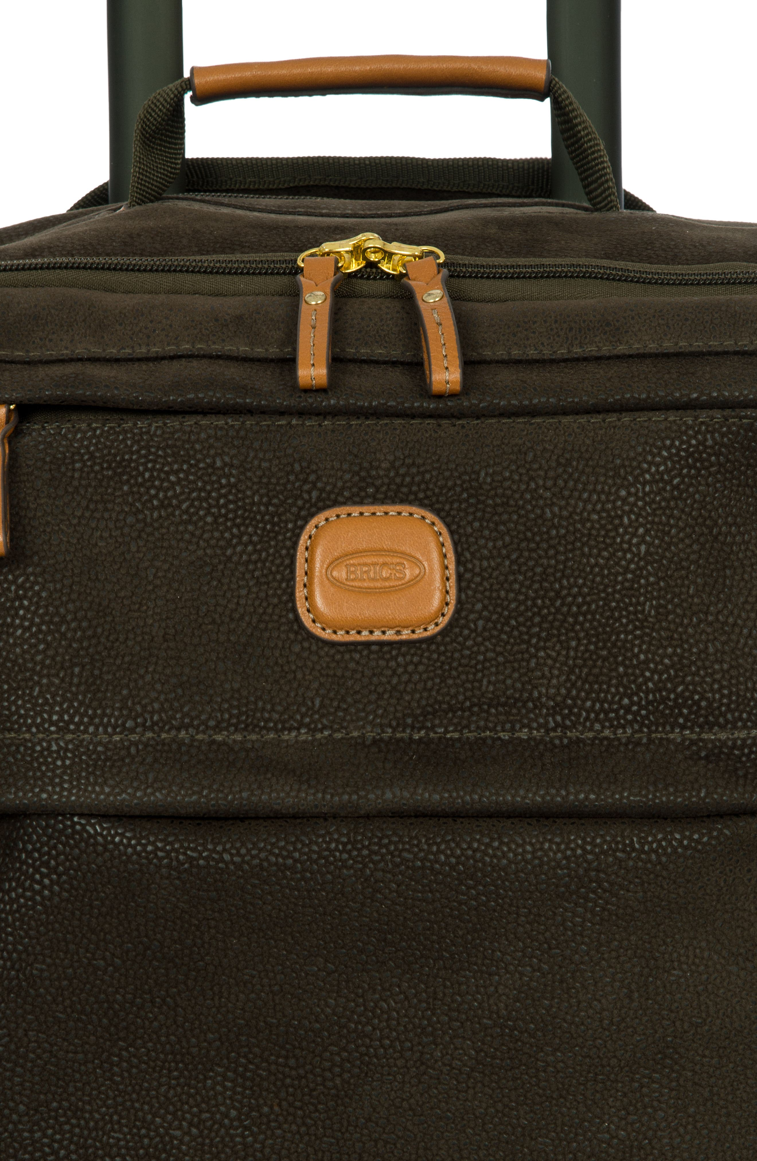 Life Collection Tropea 21-Inch Spinner Carry-On,                             Alternate thumbnail 5, color,                             Olive