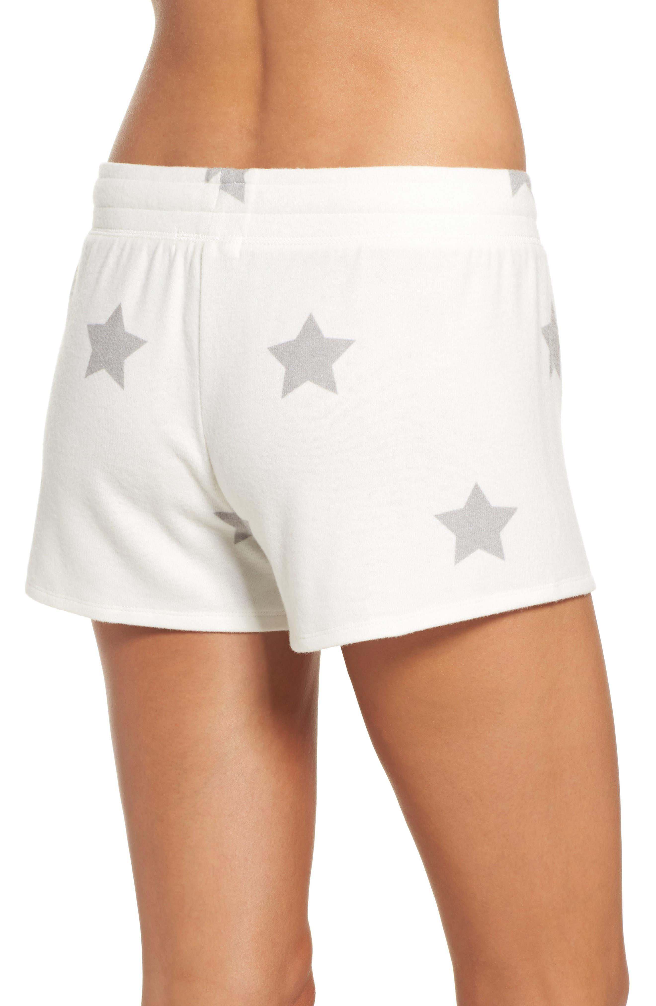 Alternate Image 2  - PJ Salvage Star Lounge Shorts