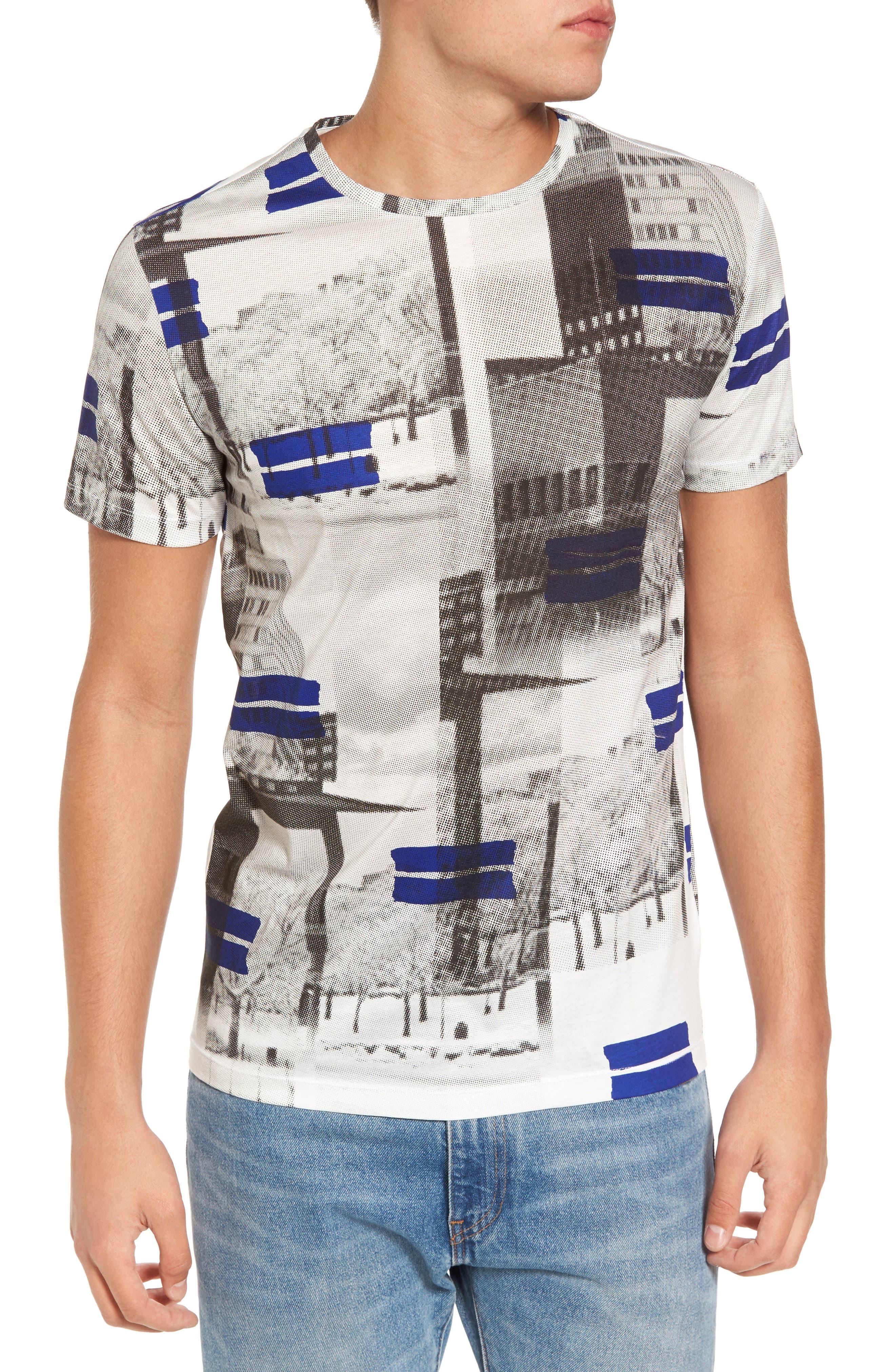 Main Image - Antony Morato Graphic T-Shirt