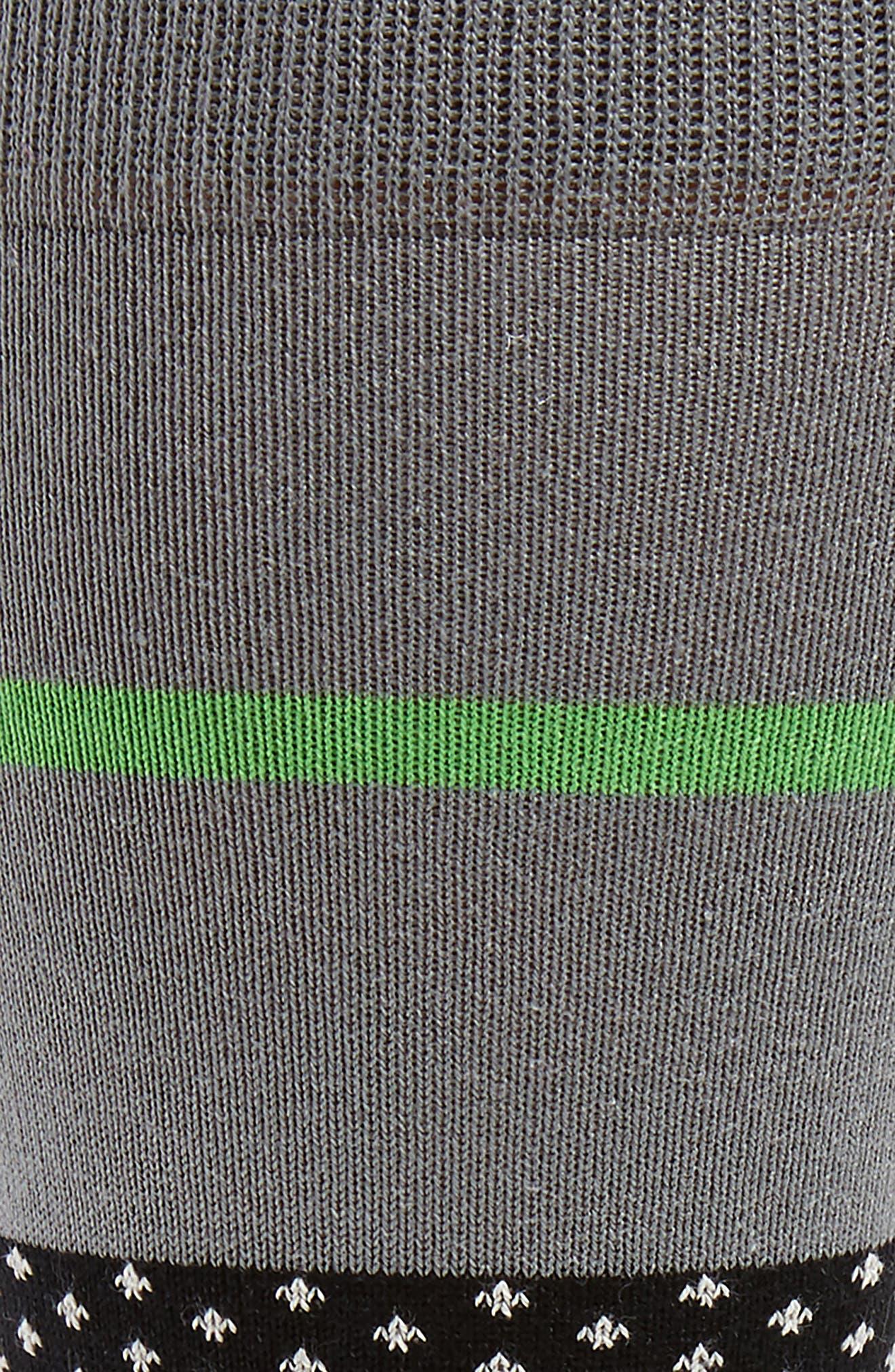 Alternate Image 2  - Paul Smith Spot Stripe Socks