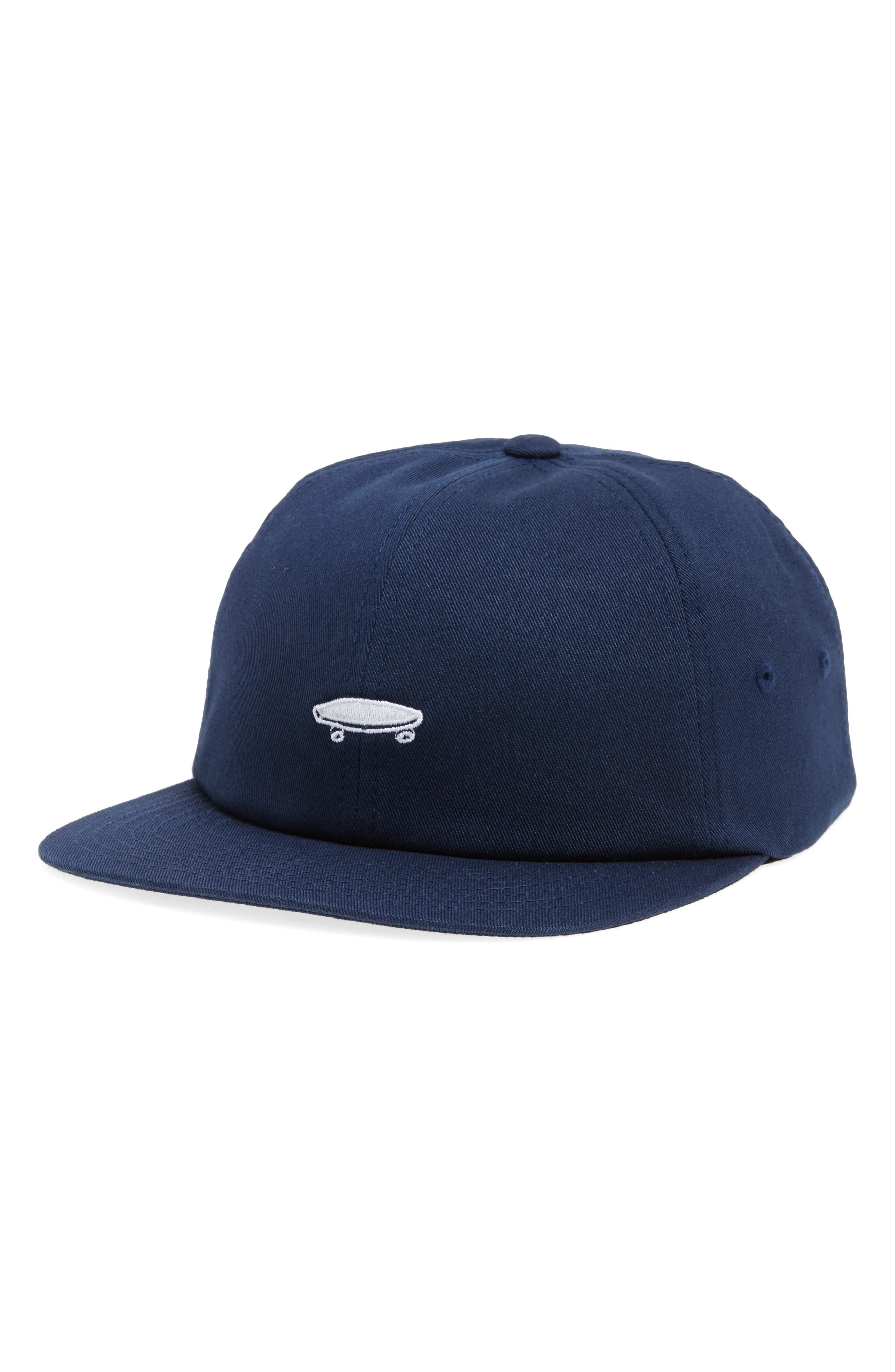 Salton II Ball Cap,                         Main,                         color, Dress Blues