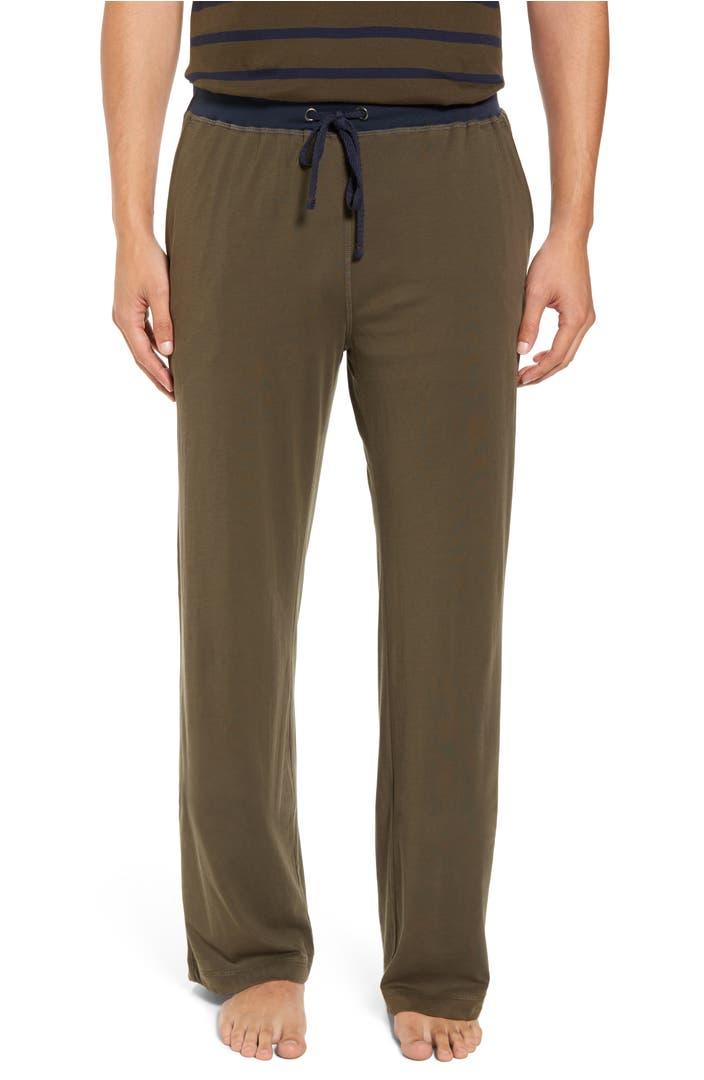 Daniel Buchler Peruvian Pima Cotton Lounge Pants Nordstrom
