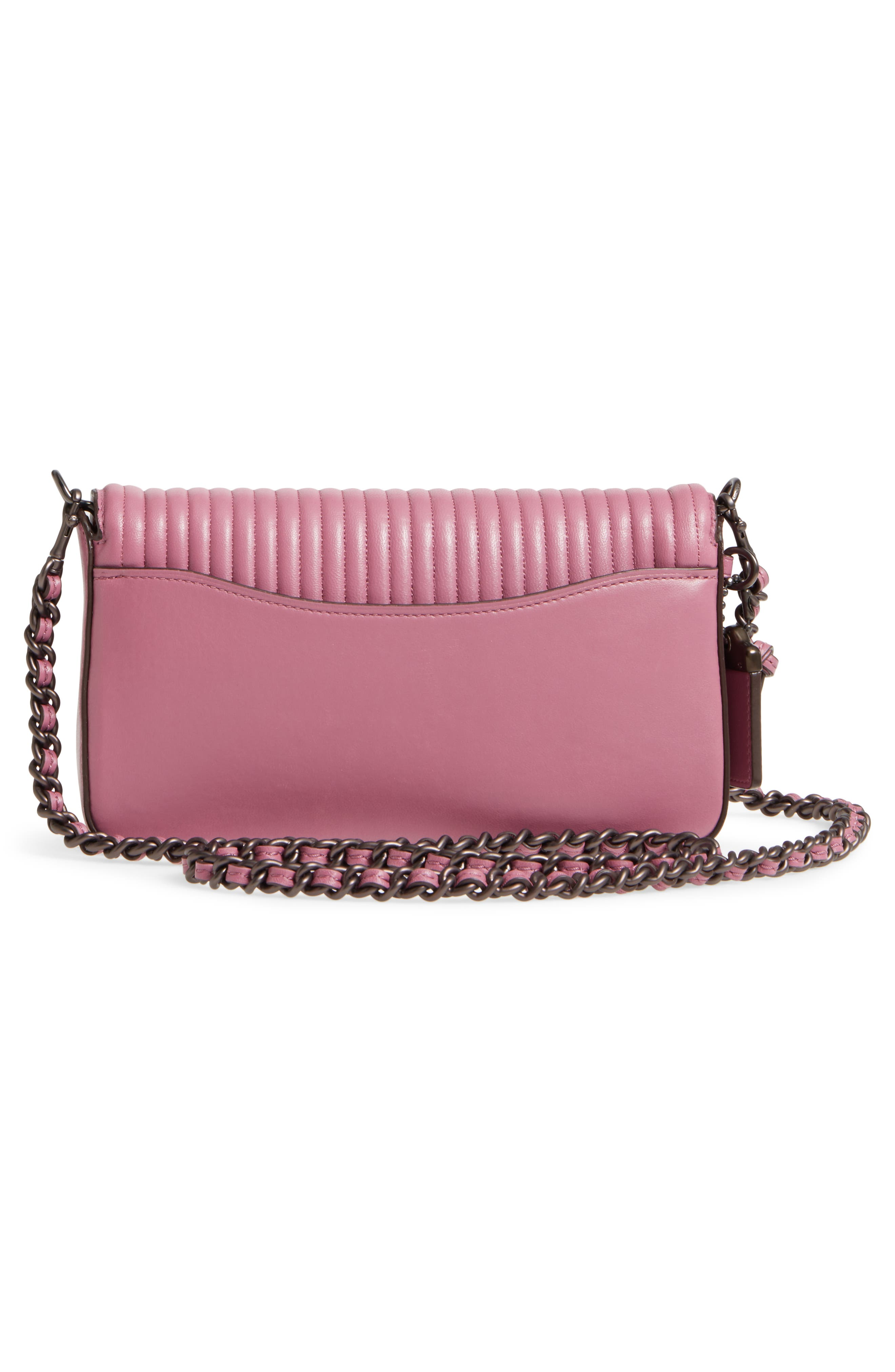 Alternate Image 3  - COACH 1941 Dinky Quilted Leather Crossbody Bag