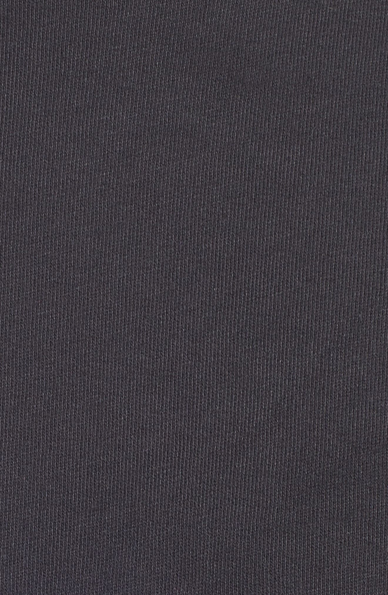 Alexa - Splash Sweatshirt,                             Alternate thumbnail 5, color,                             Black