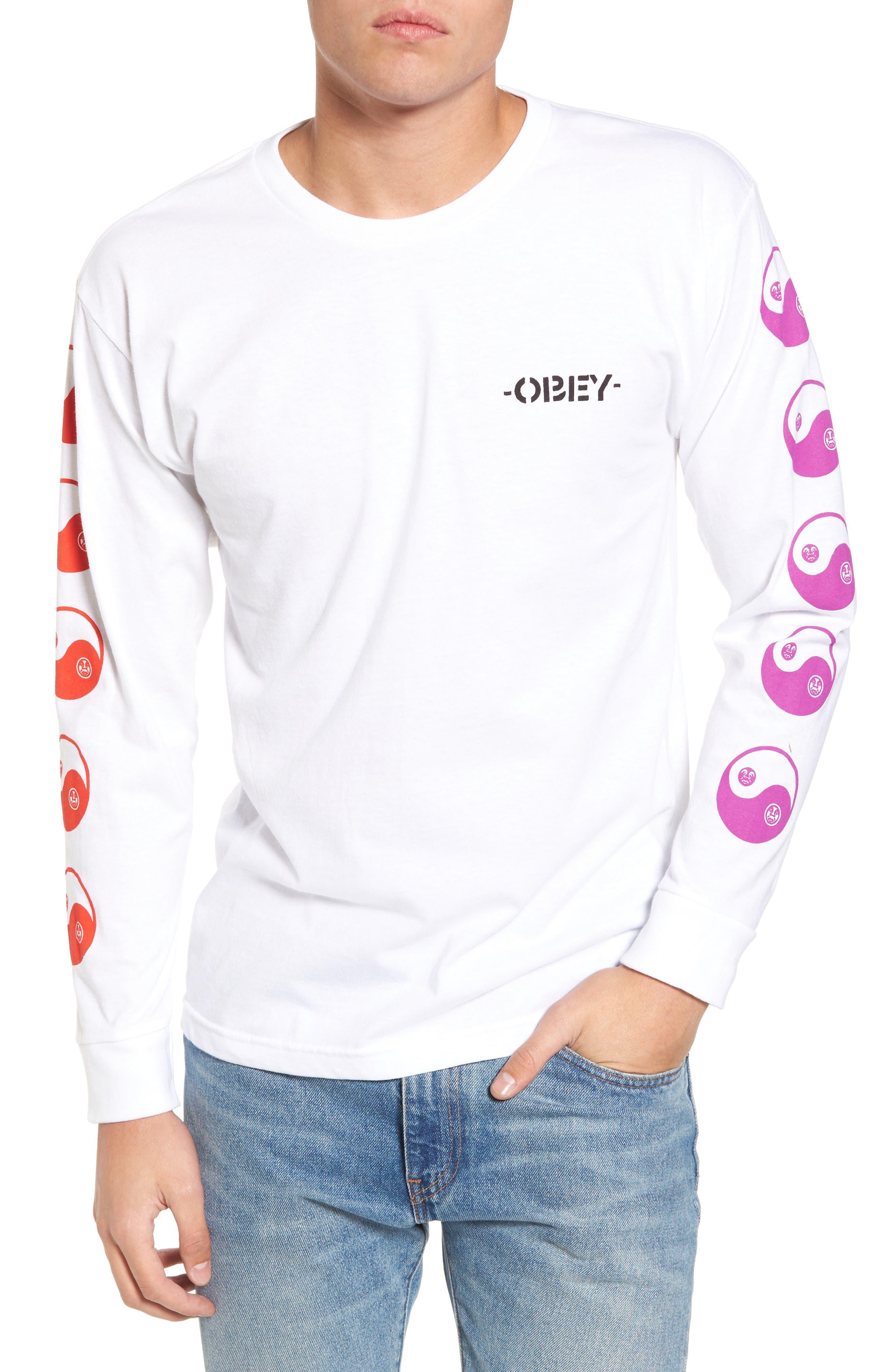 Obey Subversion Basic T-Shirt