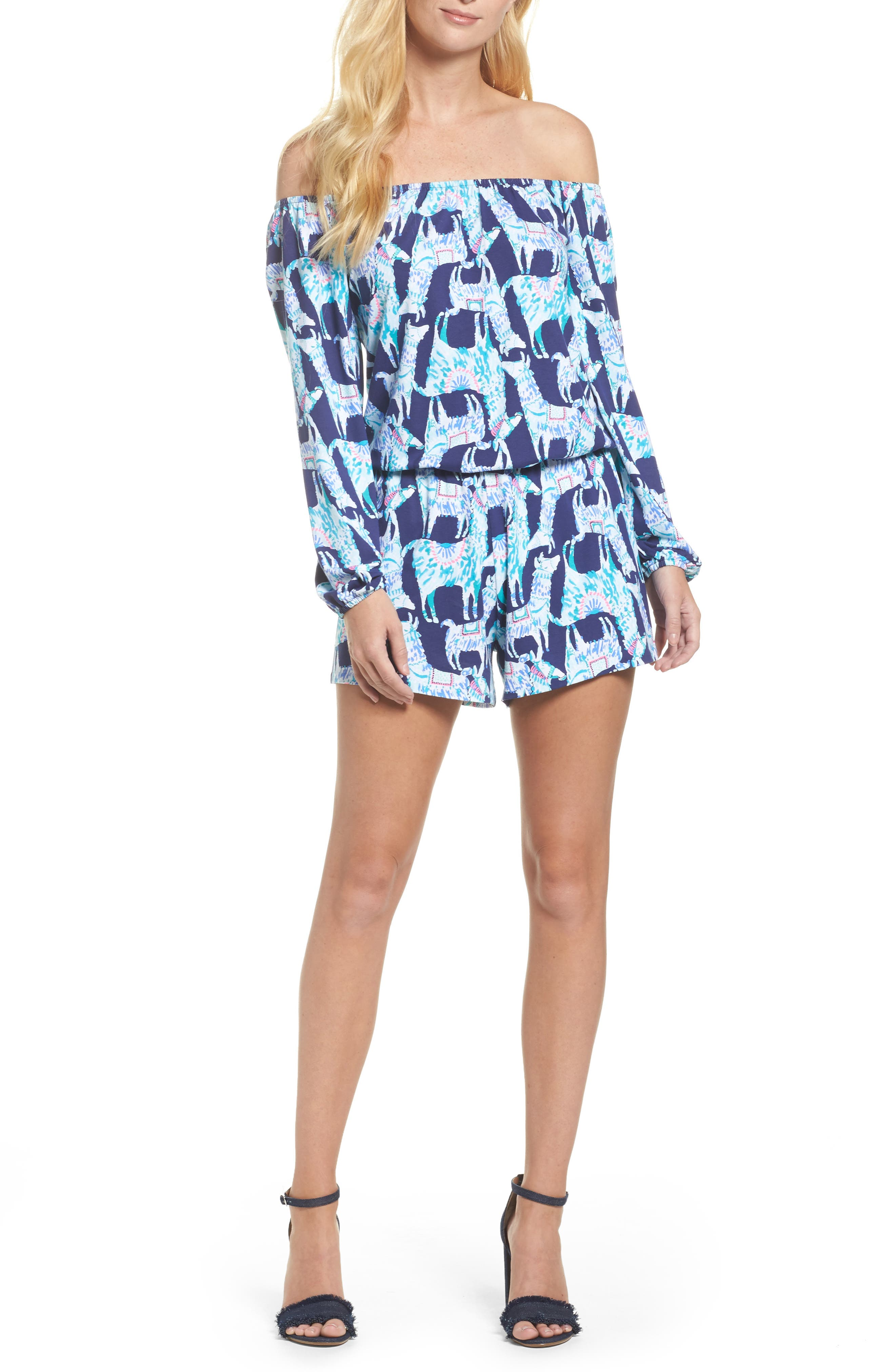 Lilly Pulitzer® Lana Romper